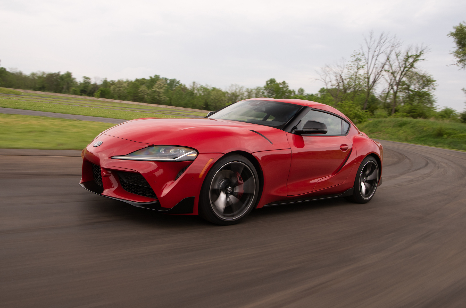 First Drive Review 2020 Toyota Supra Is Fast And Frenetic