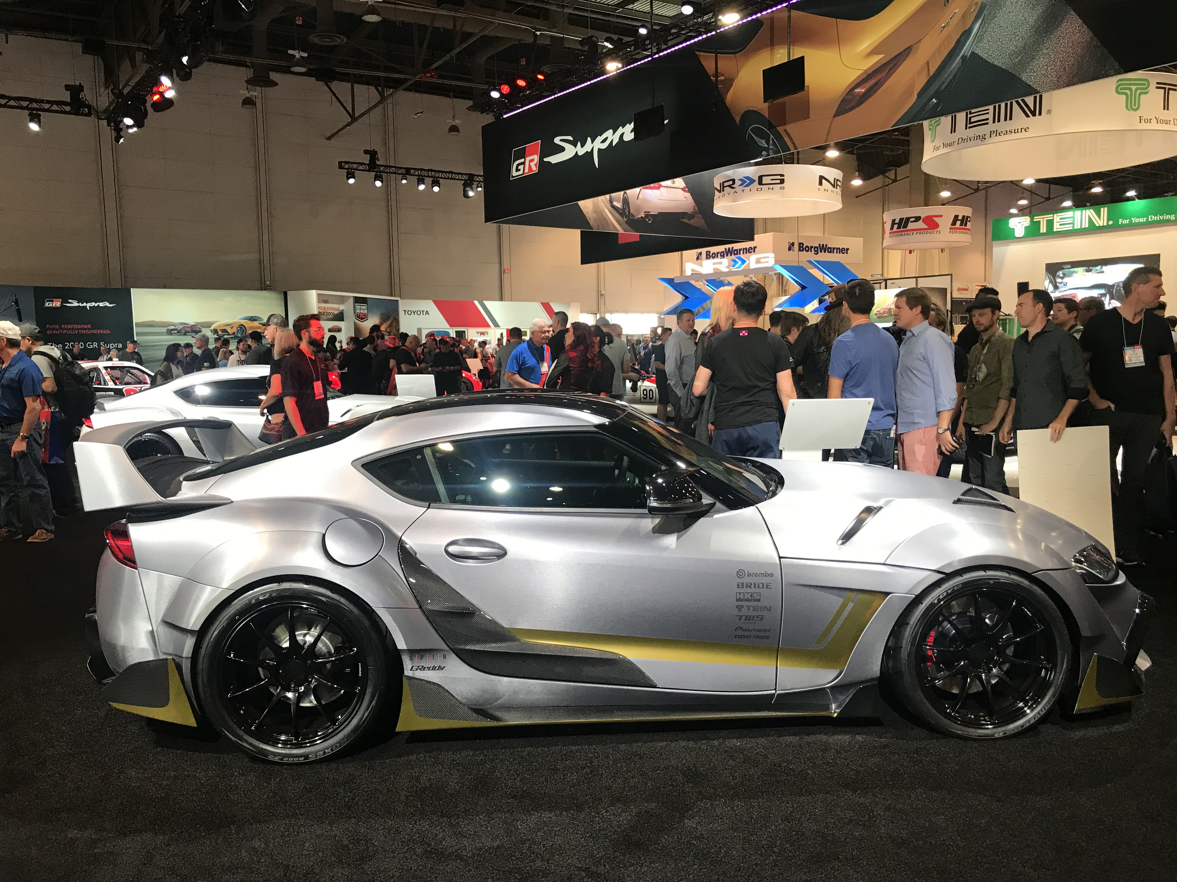 2020 SEMA show canceled due to coronavirus, virtual event a possibility