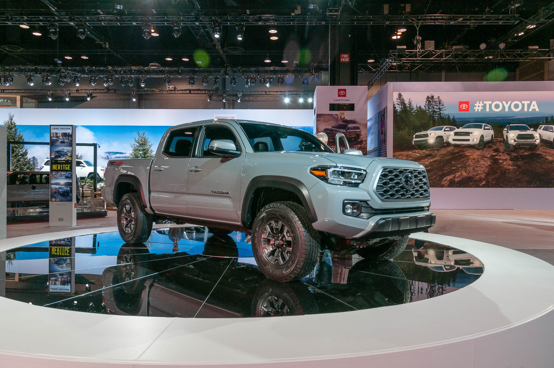 2020 Toyota Tacoma Updated To Maintain Edge In Mid Size