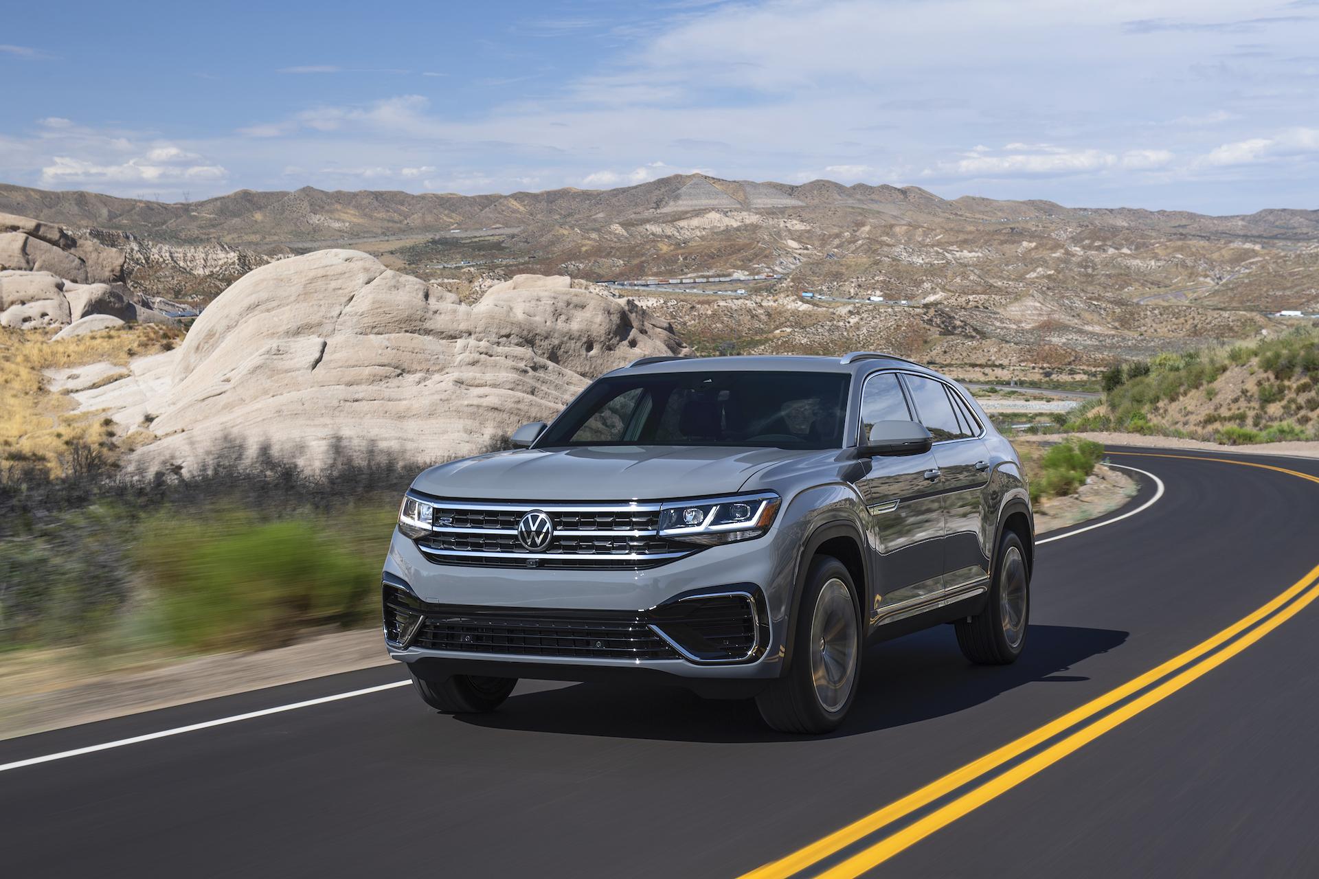2020 Volkswagen Atlas Cross Sport Fills The Gap Between