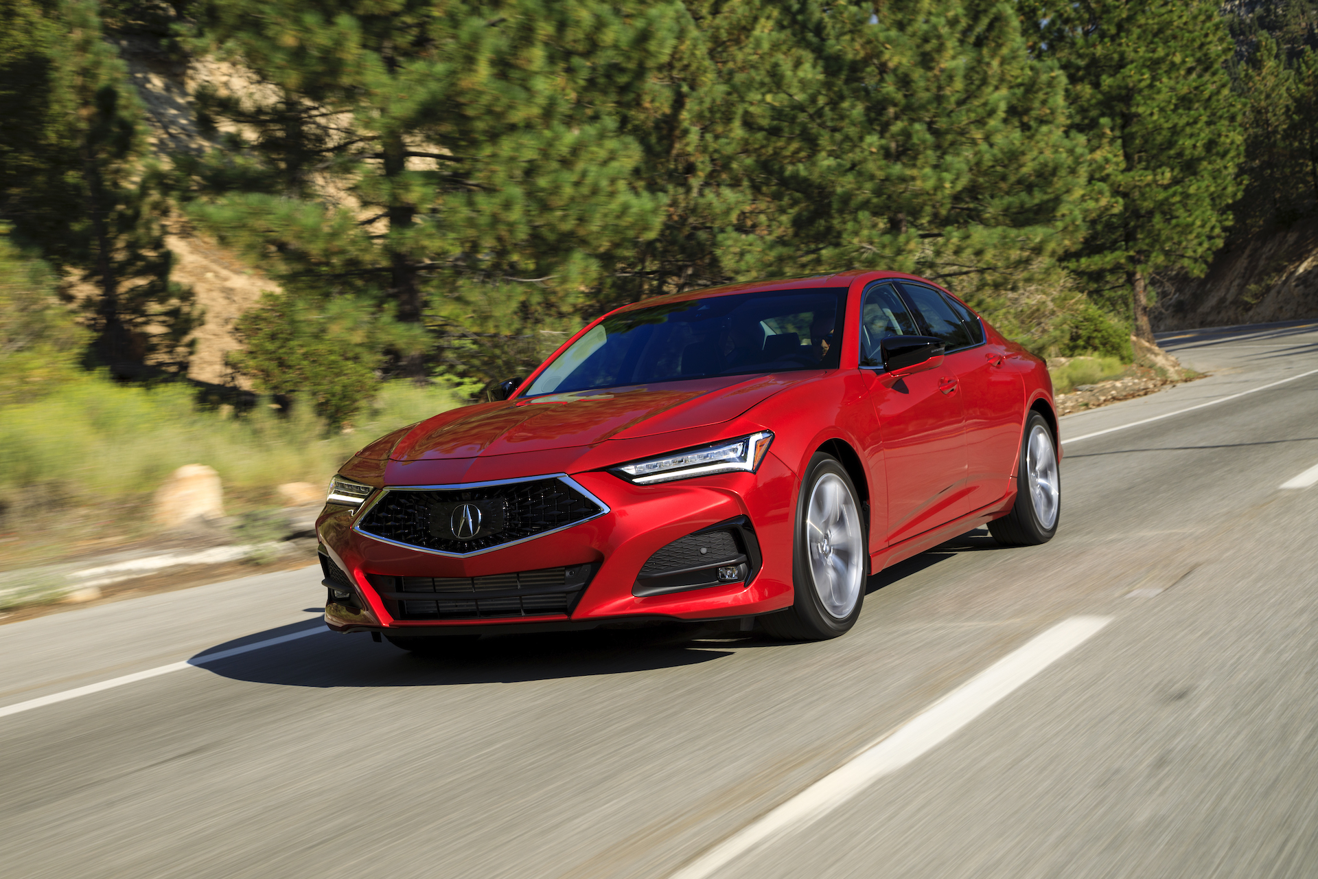 Acura TLX: Best Car To Buy 2021 Nominee