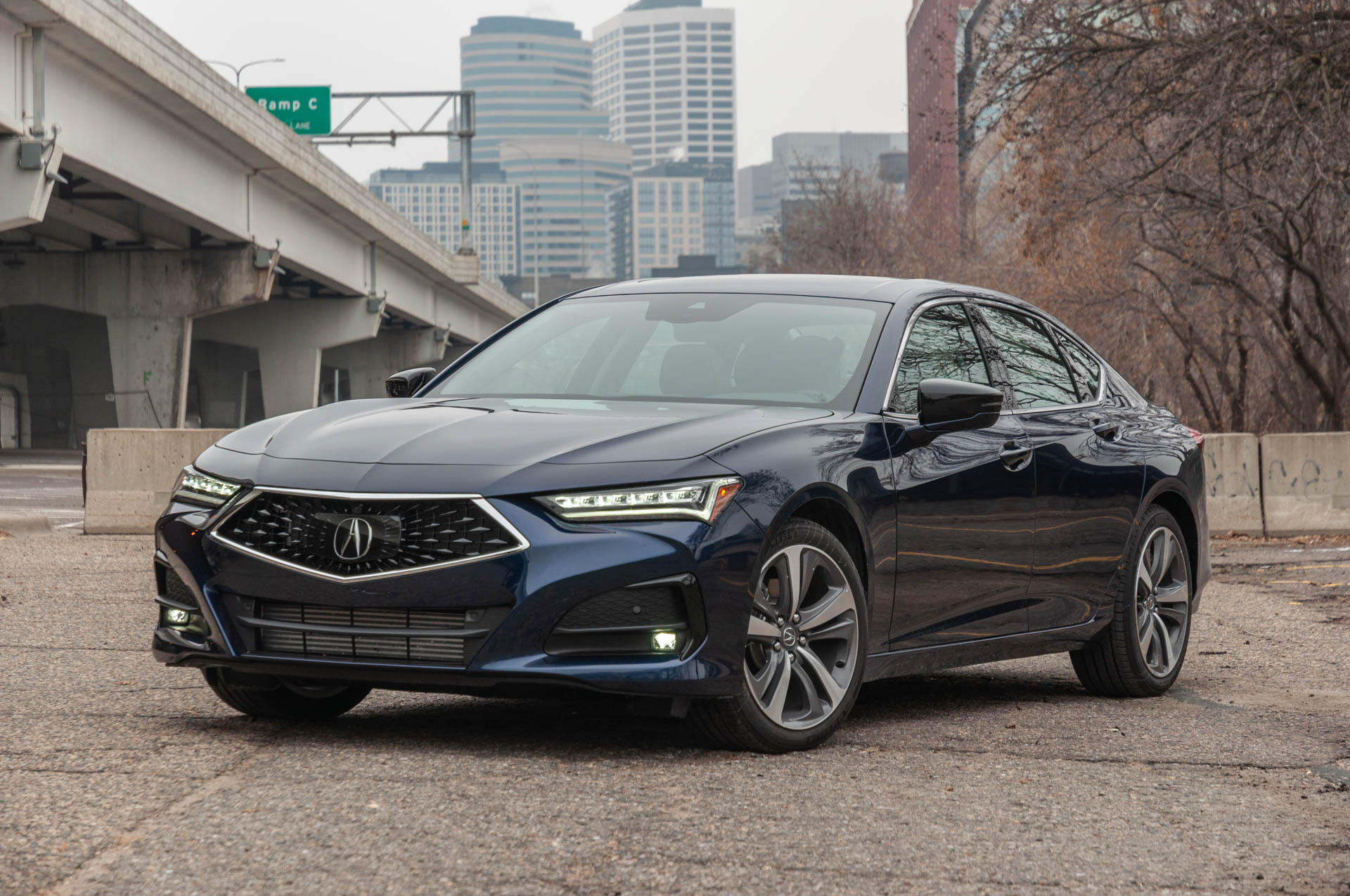 Review update: Improved 2021 Acura TLX missed its chance for greatness