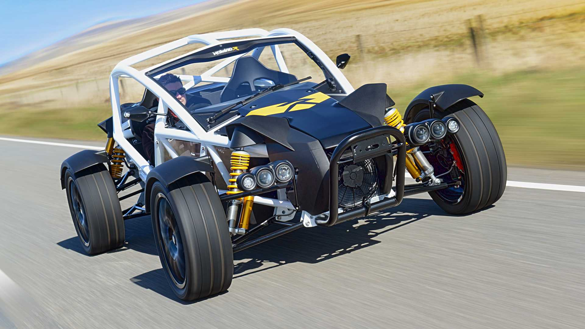 Best Atom Packages 2021 2021 Ariel Nomad R rockets in with supercharged Civic Si engine