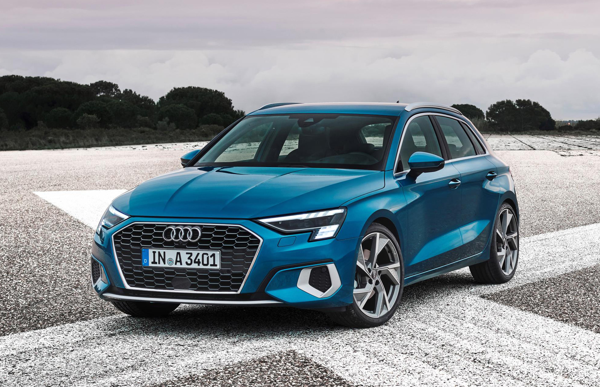 New Audi A3 Revealed In Sportback Body Style