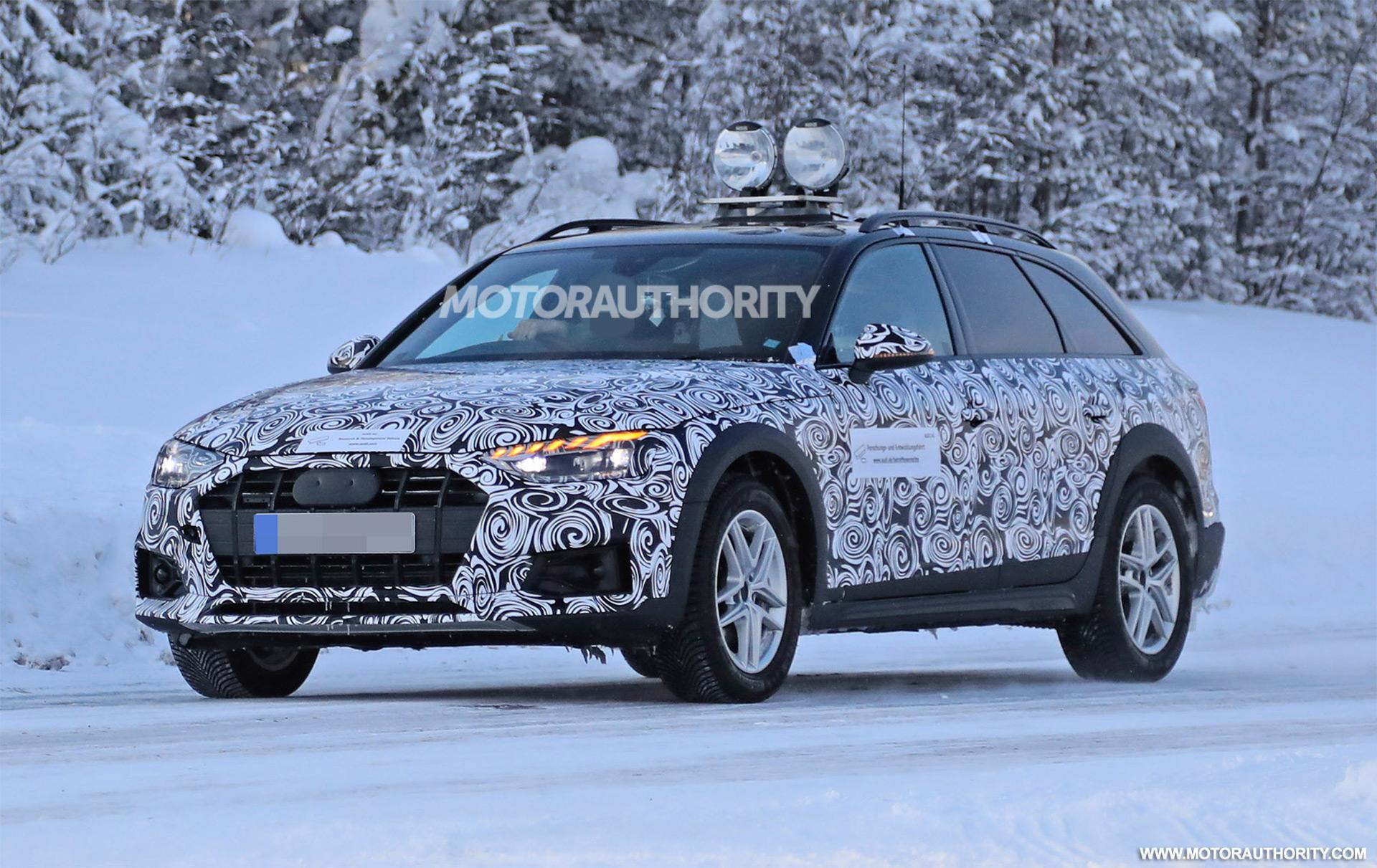 2021 Audi Allroad Performance