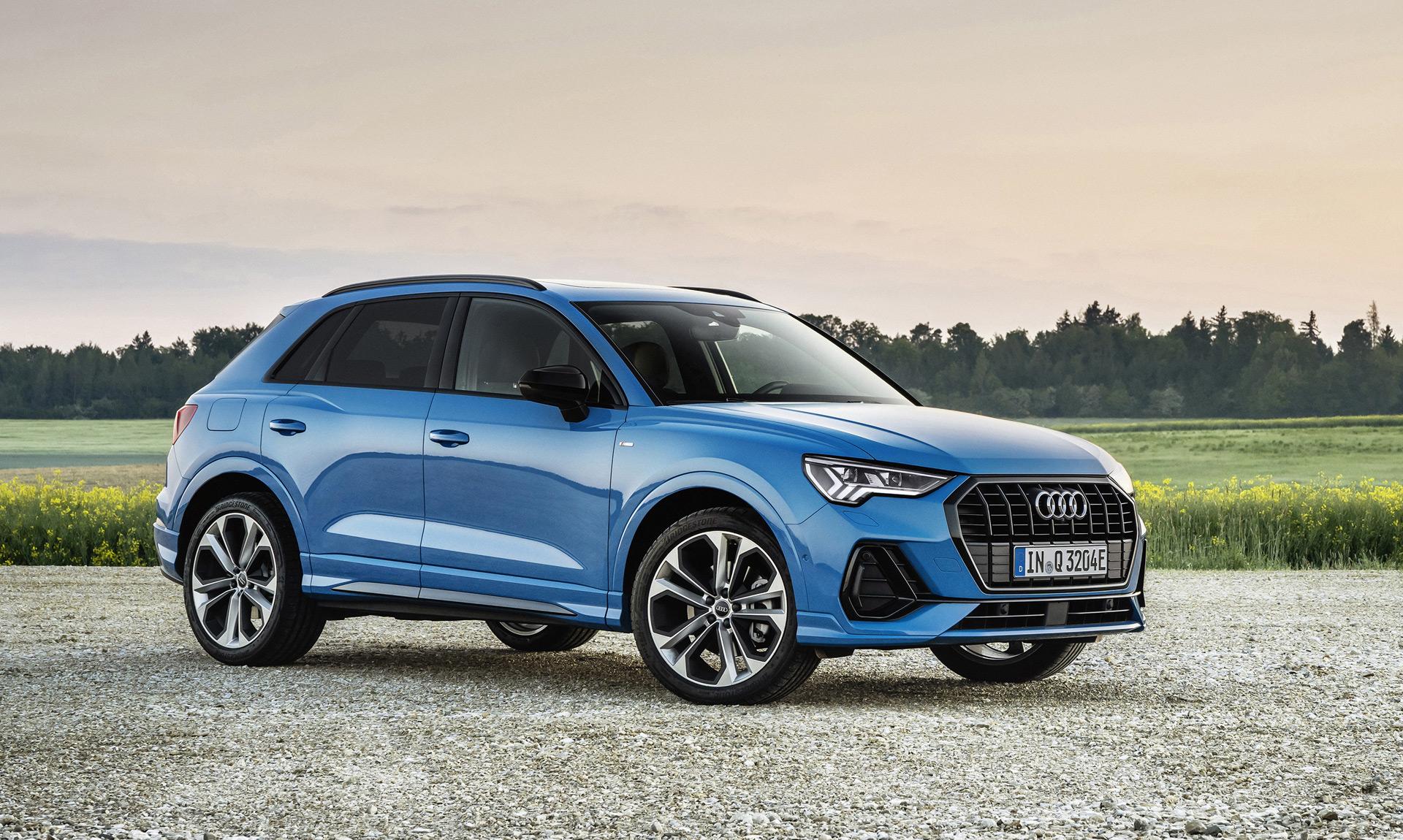 Audi Q3 Plug In Hybrid
