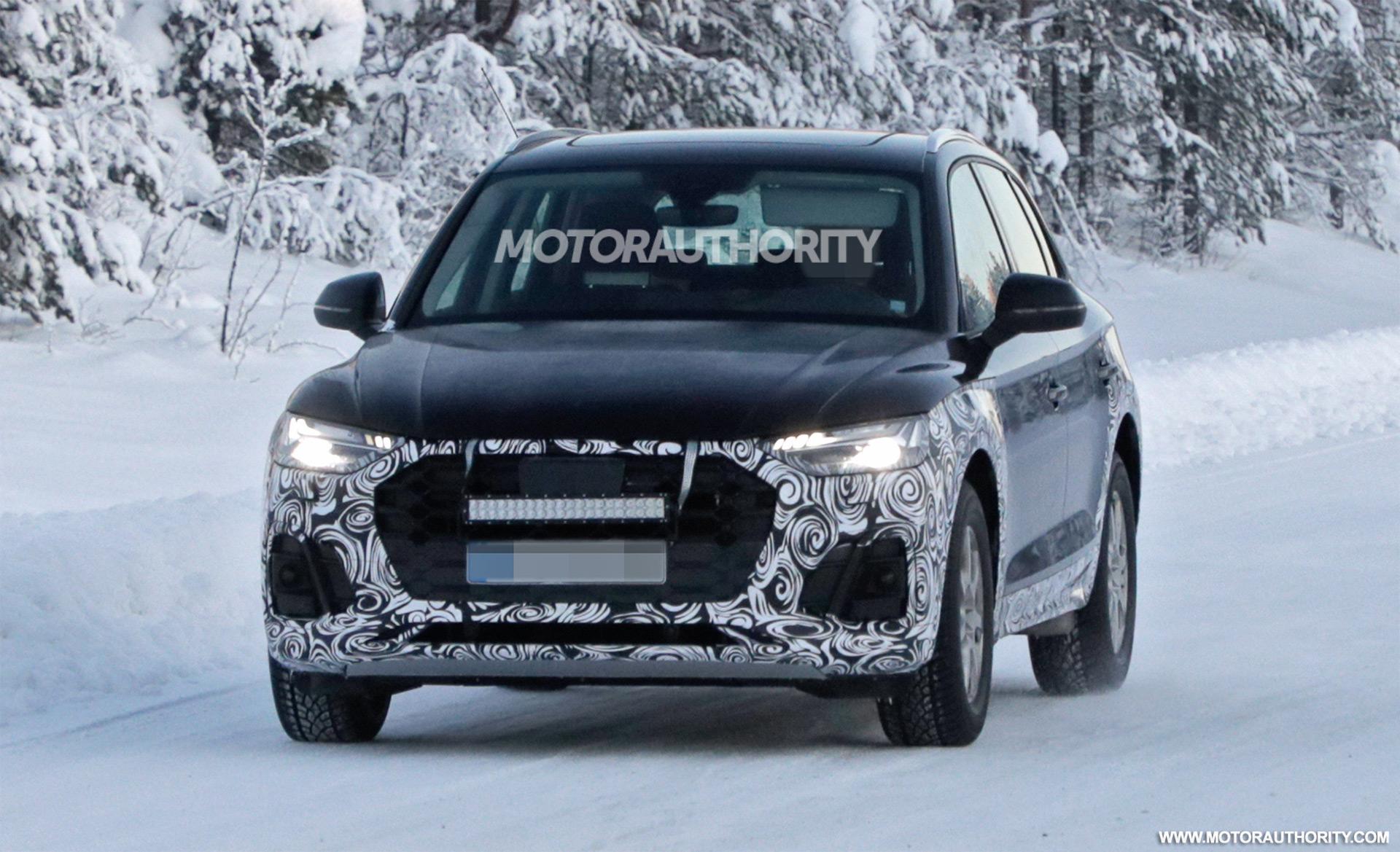 Kelebihan Audi Q5 Design Spesifikasi
