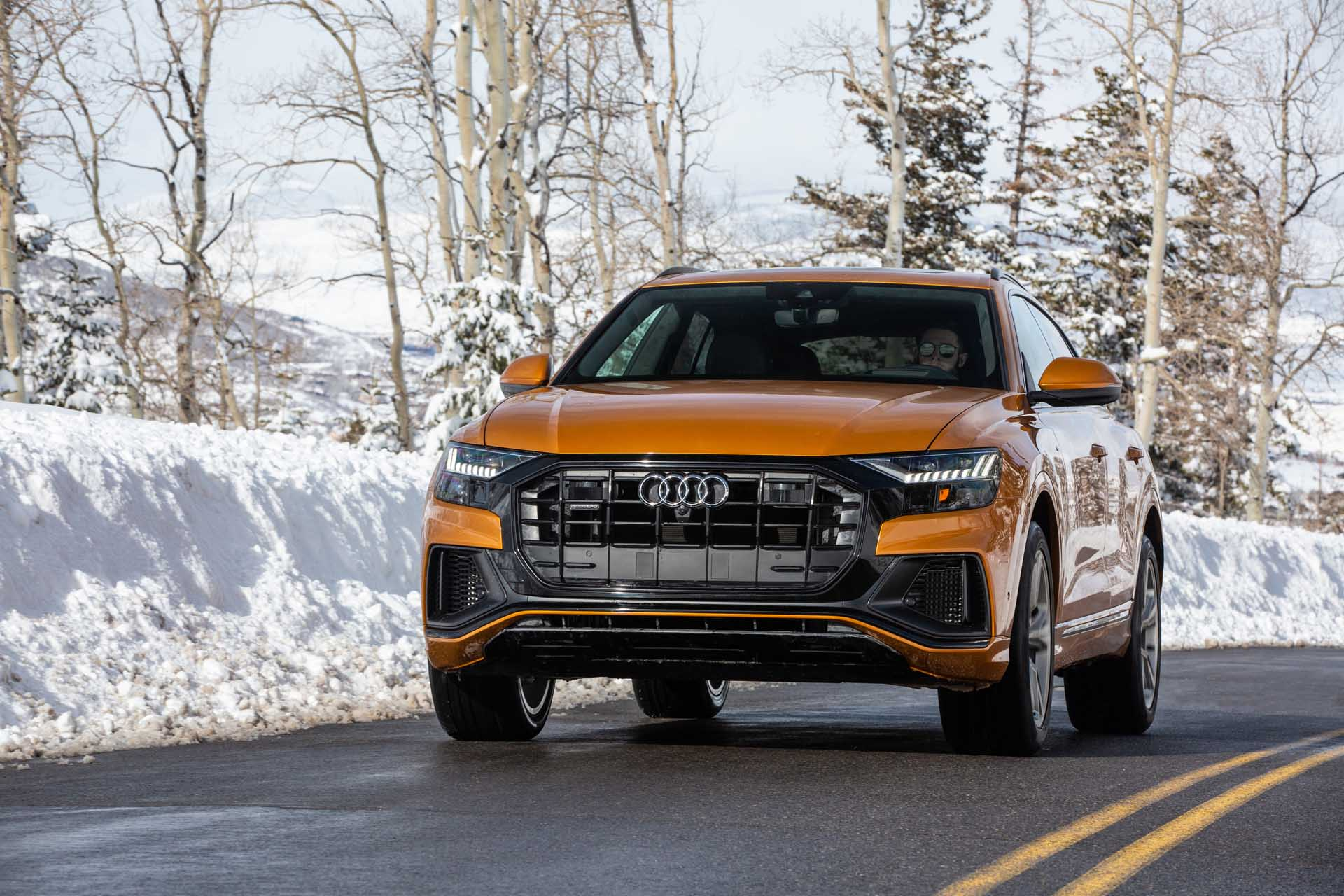 2021 audi q8 review, ratings, specs, prices, and photos