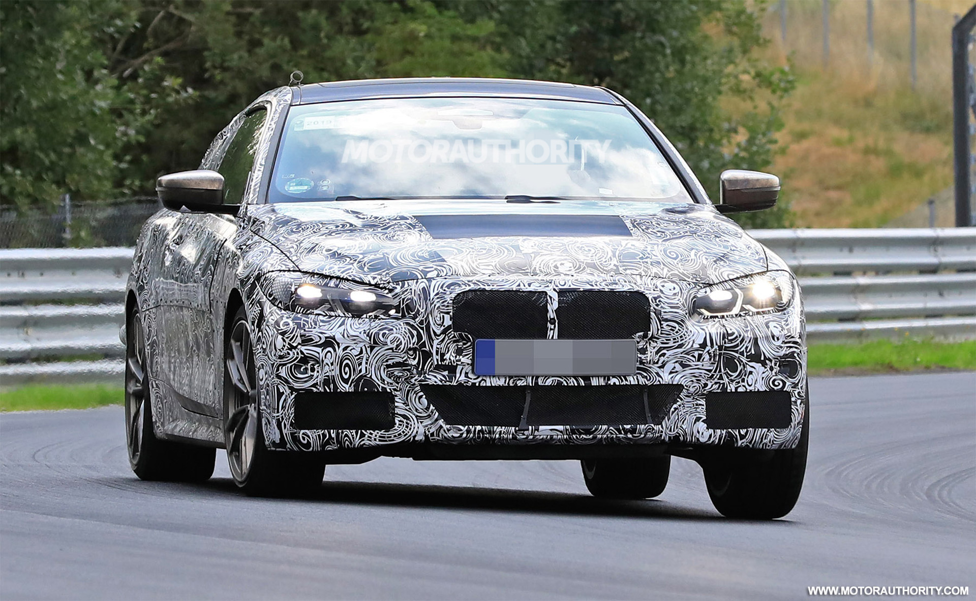 2021 BMW X6 M To Cost More Than $110k [Spy Photos] >> Bmw 4 Series Upcoming Car Release 2020