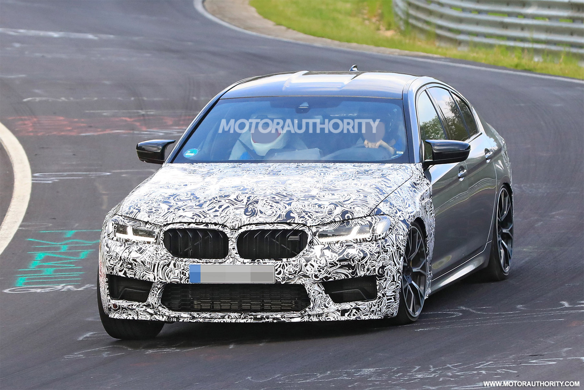 2021 BMW M5 Get New Engine System Configurations