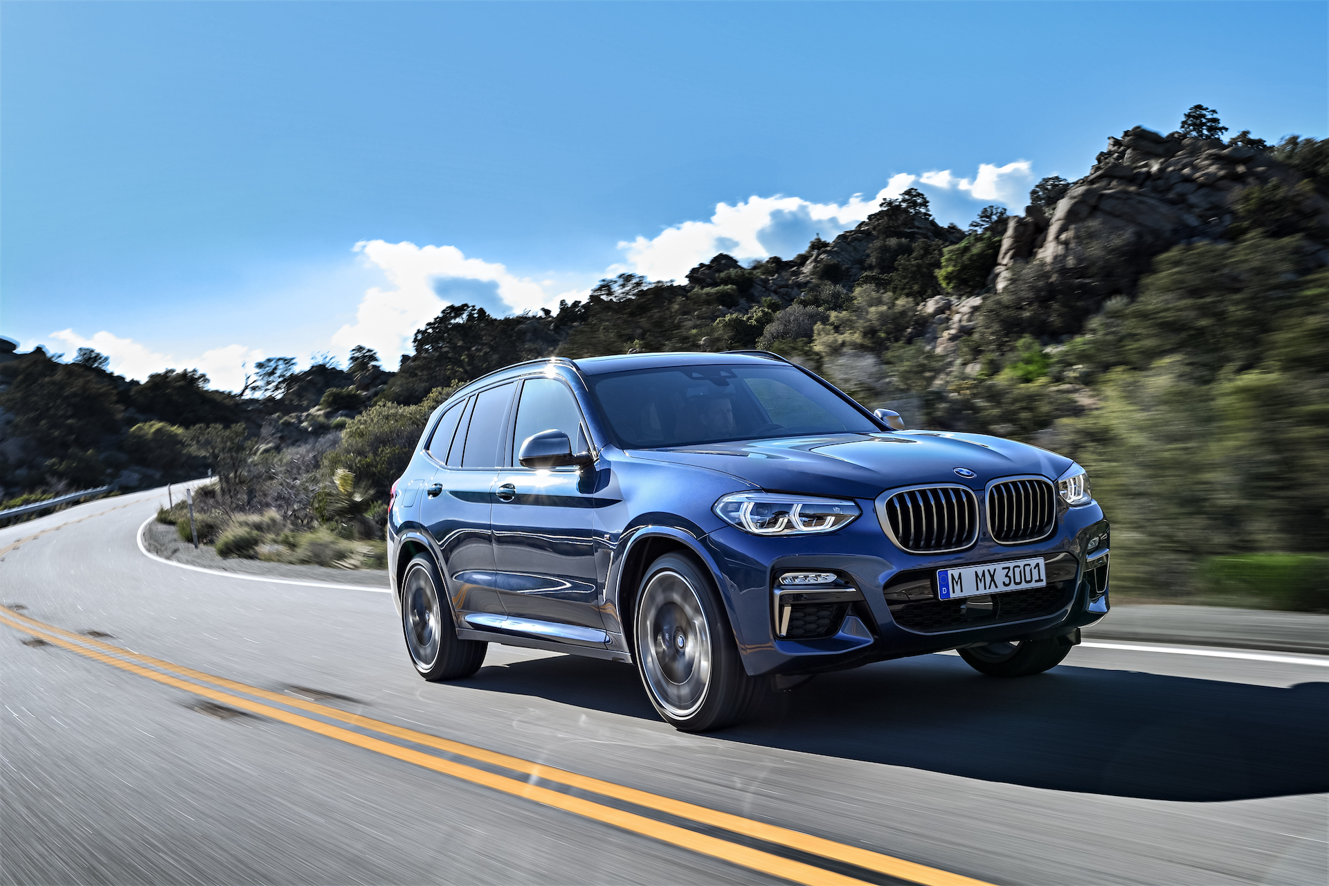 2021 Bmw X3 Review Ratings Specs Prices And Photos The Car Connection