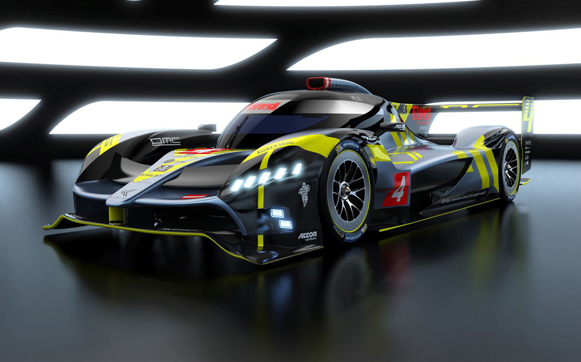ByKolles reveals Le Mans Hypercar racer and road car