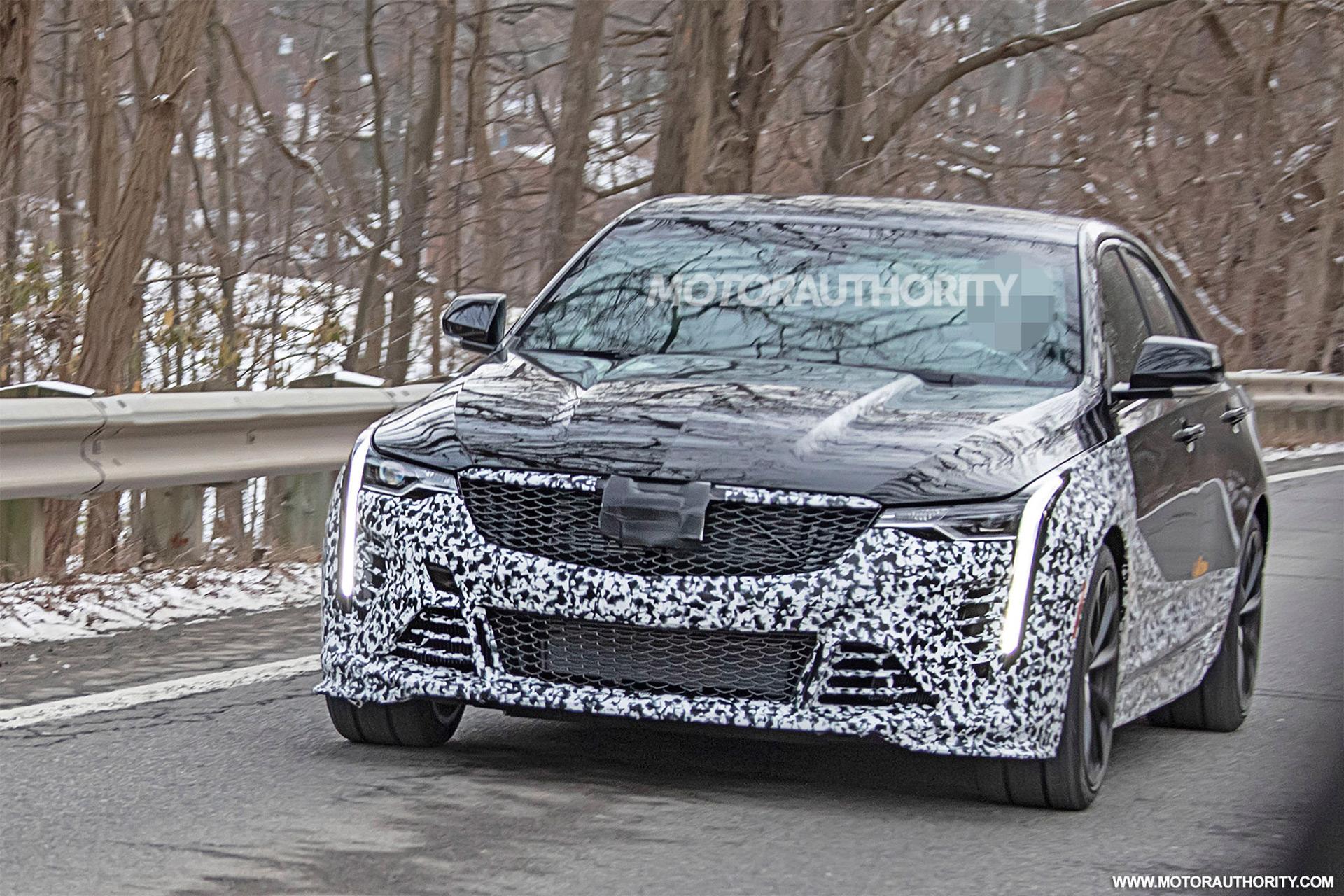2021 Cadillac Cts V Coupe Photos