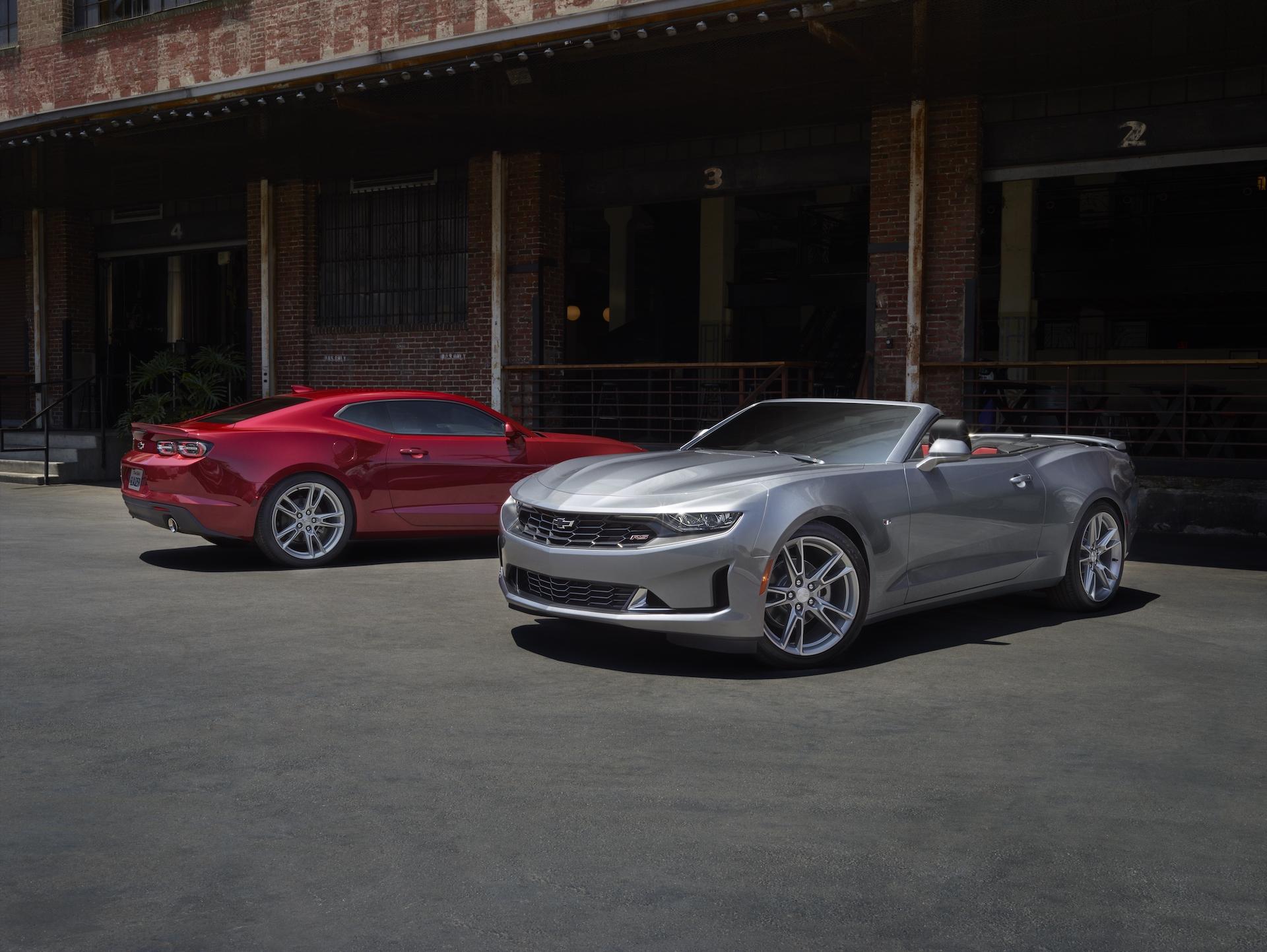 6th-gen Chevy Camaro will reportedly stick around until 2026