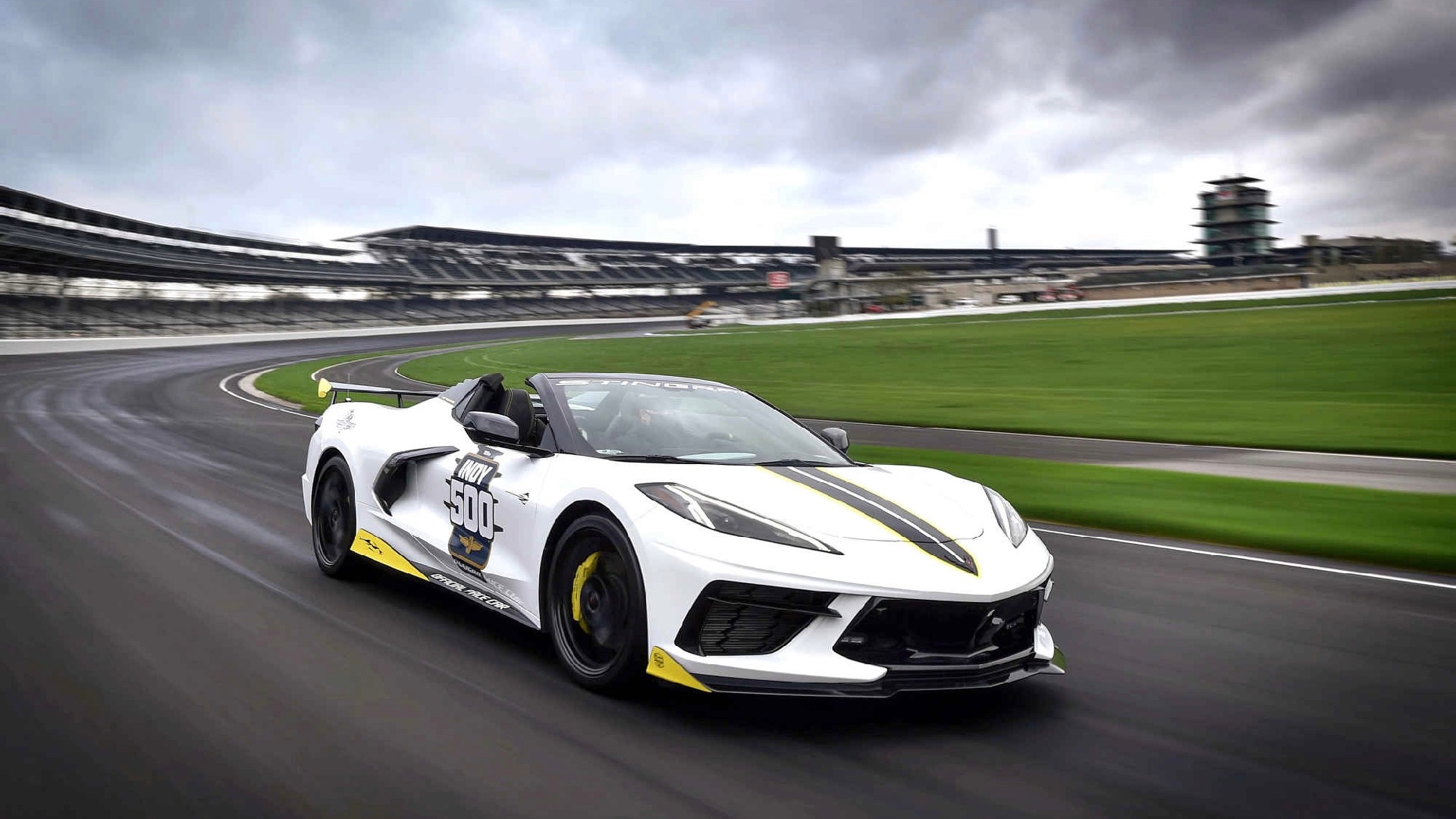 Auto Racing News - cover