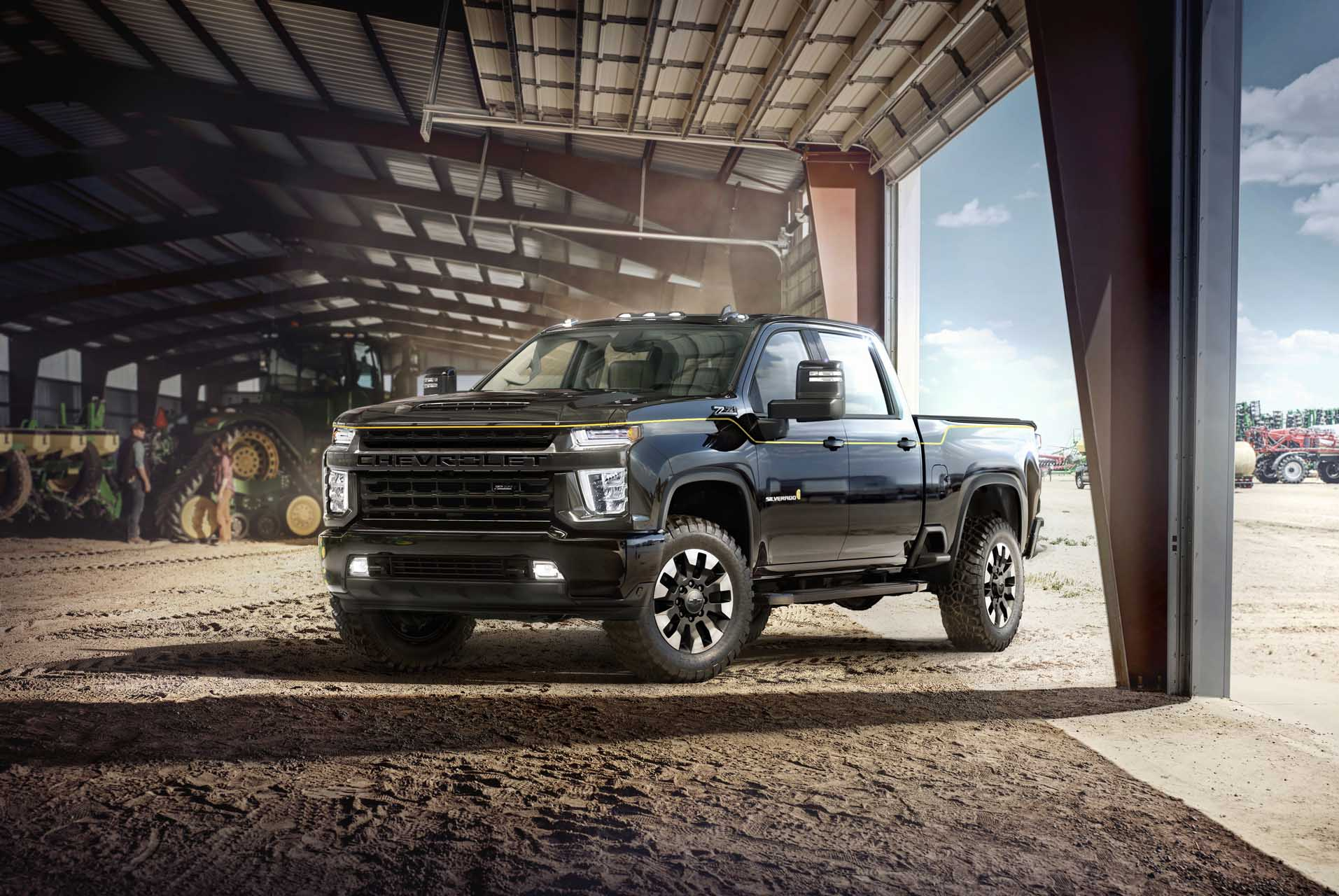 2021 Chevy Silverado 2021 Gmc Sierra Heavy Duty Pickups Adding Tony Tough New Versions