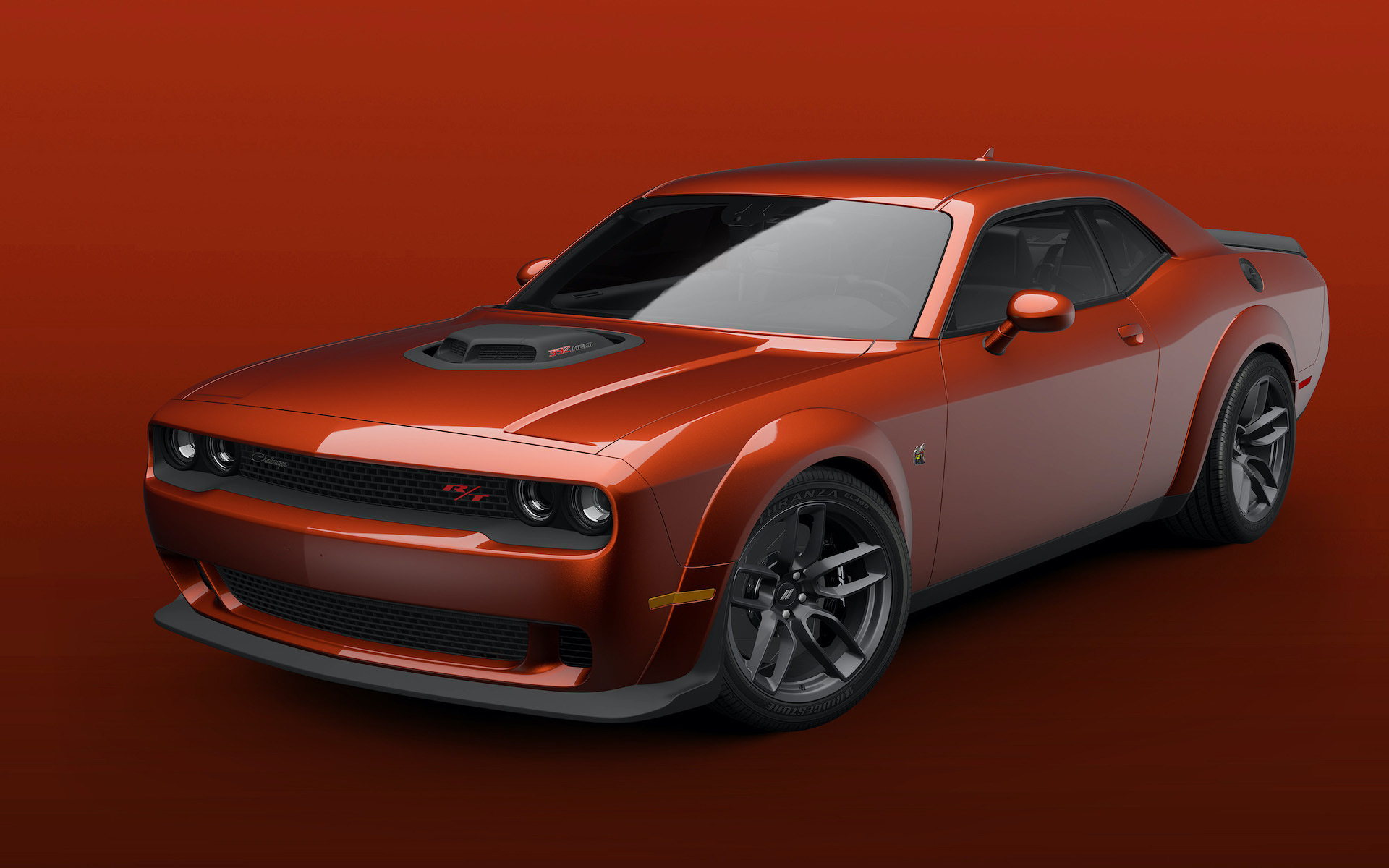 Dodge expands Challenger's wide-body option to R/T Scat Pack Shaker, T/A 392