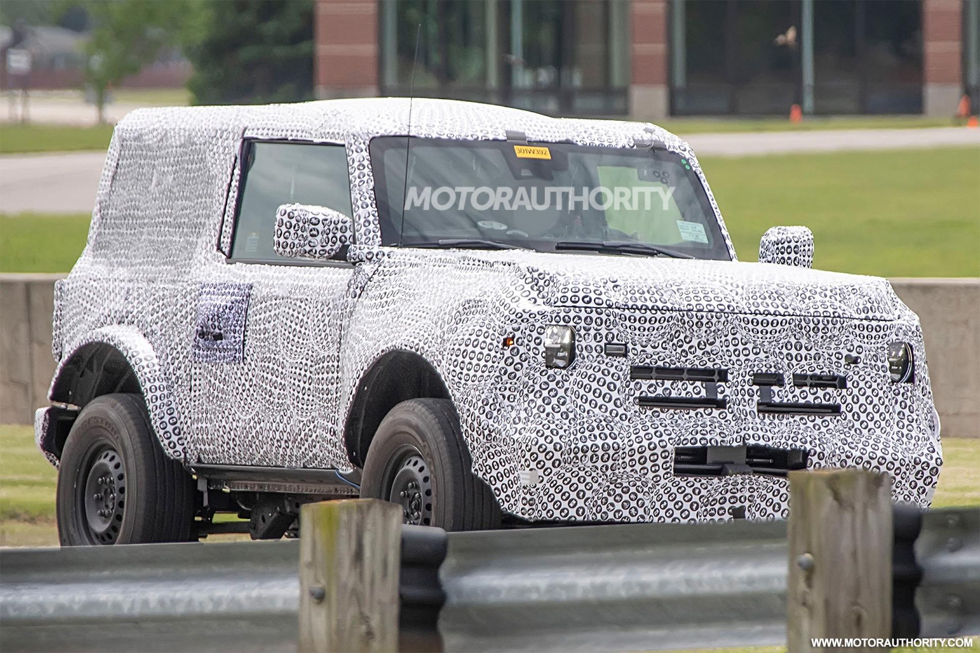 2021 Ford Bronco, electric BMW M5, future of Infiniti: Car News Headlines