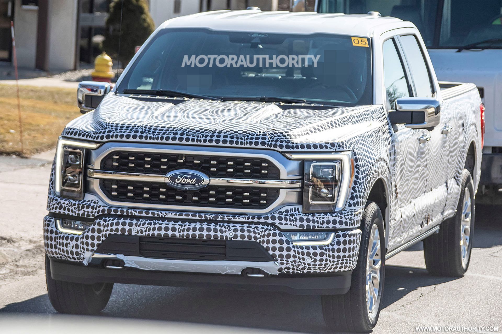 2021 Ford F100 Pricing