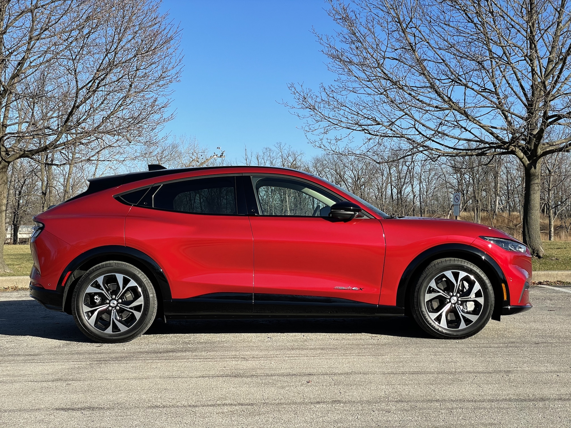 Ford Mustang Mach E Best Crossover To Buy 2021