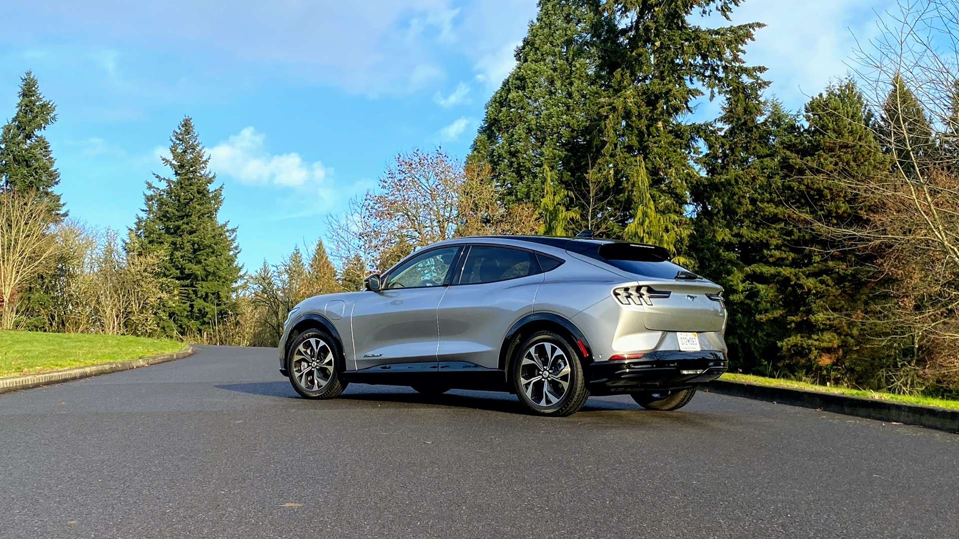 First Drive Review: 2021 Ford Mustang Mach-E electric SUV redefines the pony car