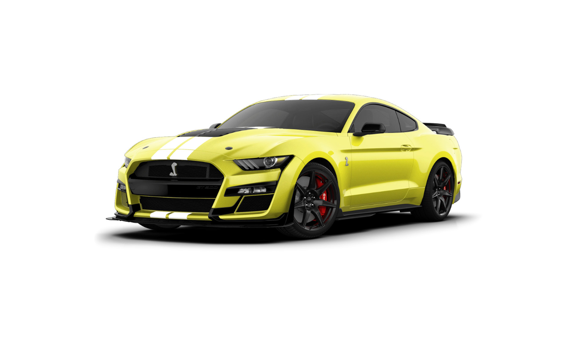 Preview: 2021 Ford Mustang Shelby GT500 offered with carbon pack, new colors