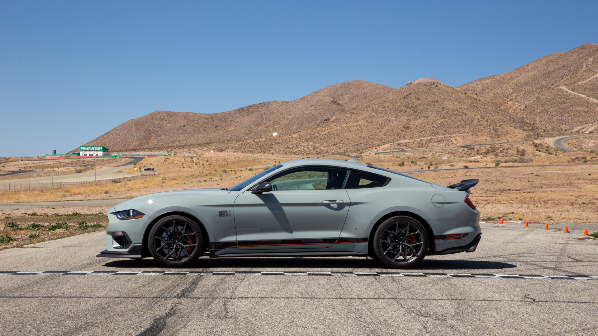 First drive review: 2021 Ford Mustang Mach 1 turns something borrowed into something new