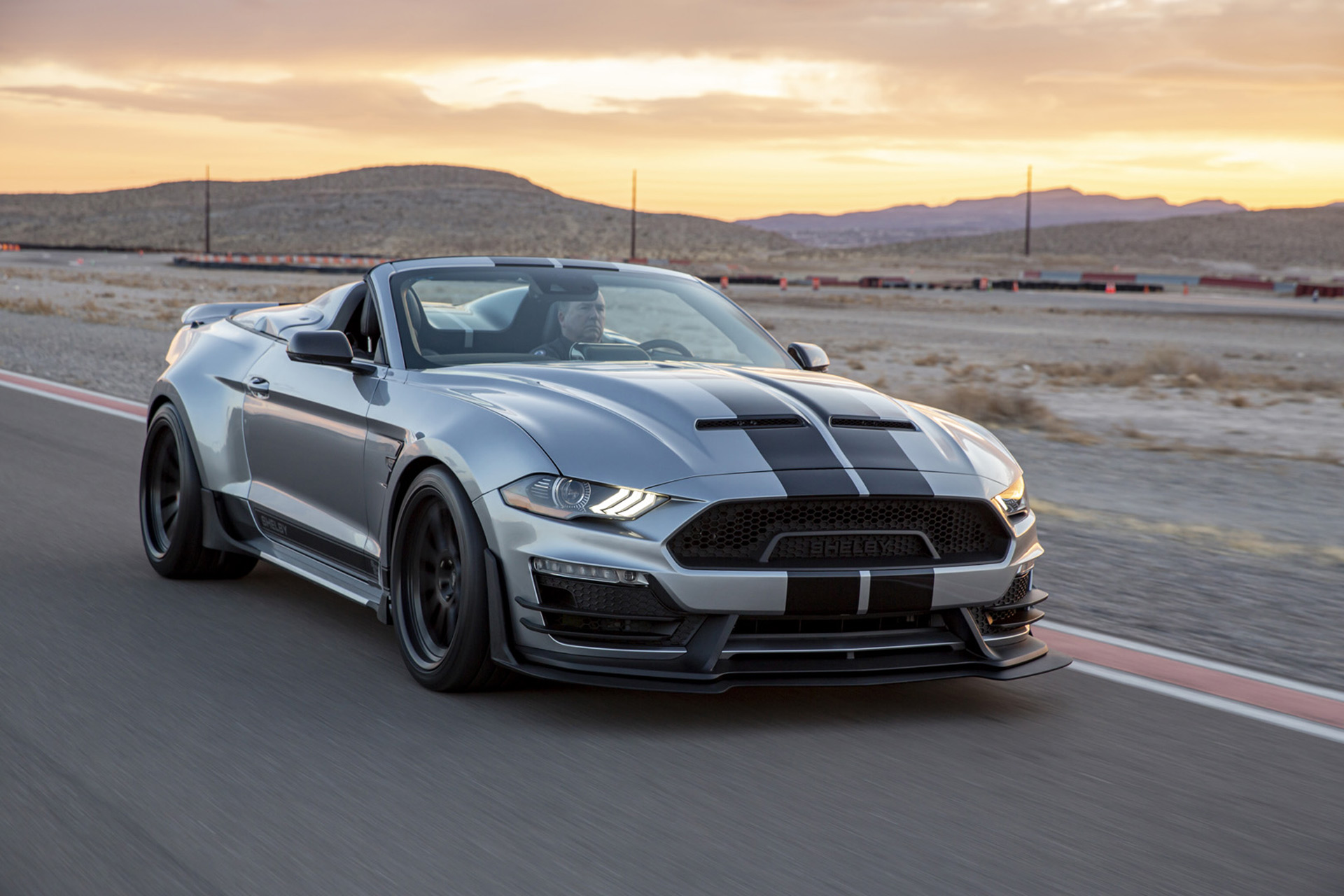 2021 Ford Shelby Super Snake spawns speedster body style
