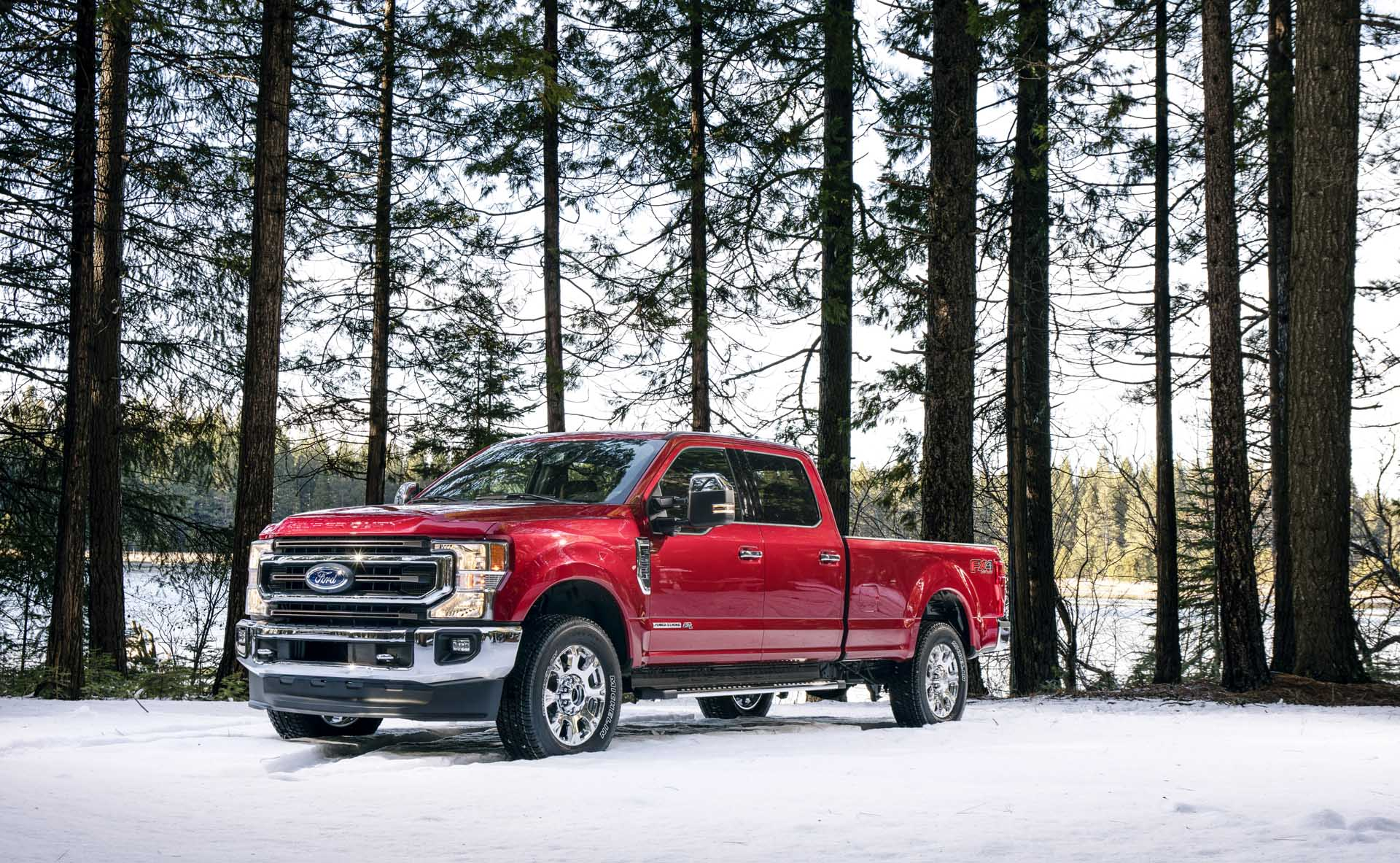 2021 Ford Super Duty F 250 Review Ratings Specs Prices And Photos The Car Connection