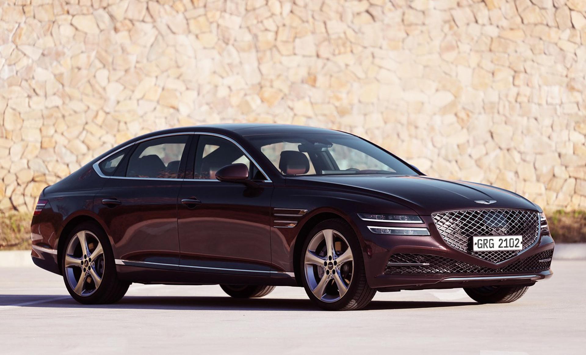 2021 Hyundai Genesis Concept and Review
