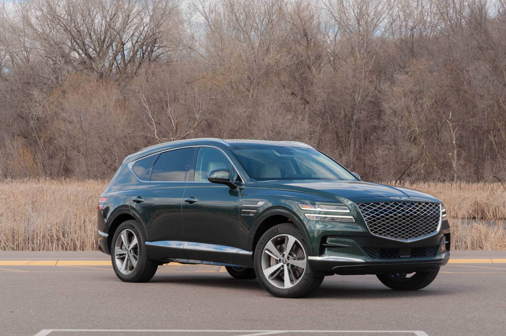 Review update: 2021 Genesis GV80 is a budget Mercedes-Benz
