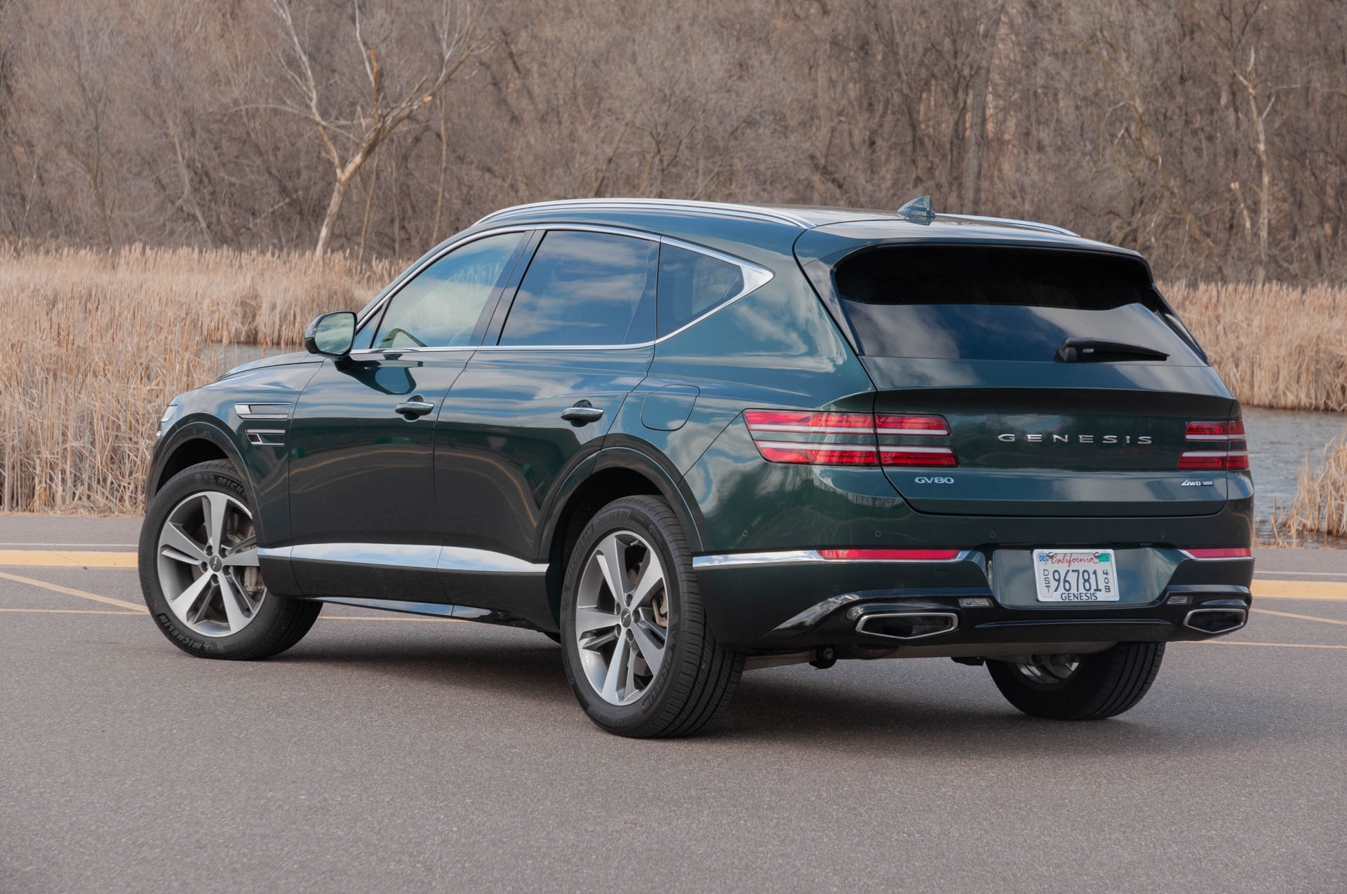 2021 Genesis GV80, 2021 Ford Bronco, 2023 Porsche Cayenne: Today's Car News