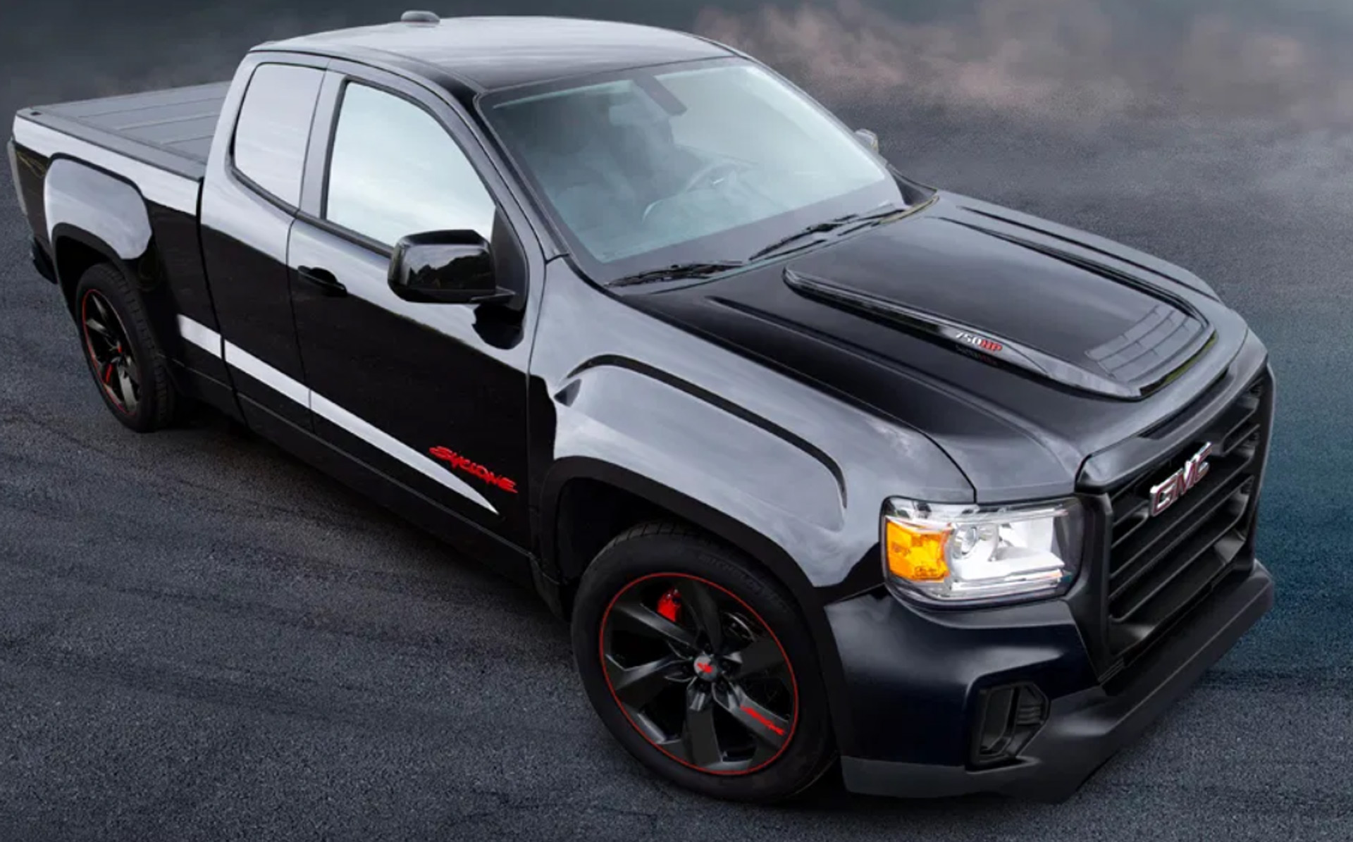 2021 gmc syclone with 750 hp from sve is here to rock you like a hurricane motor authority