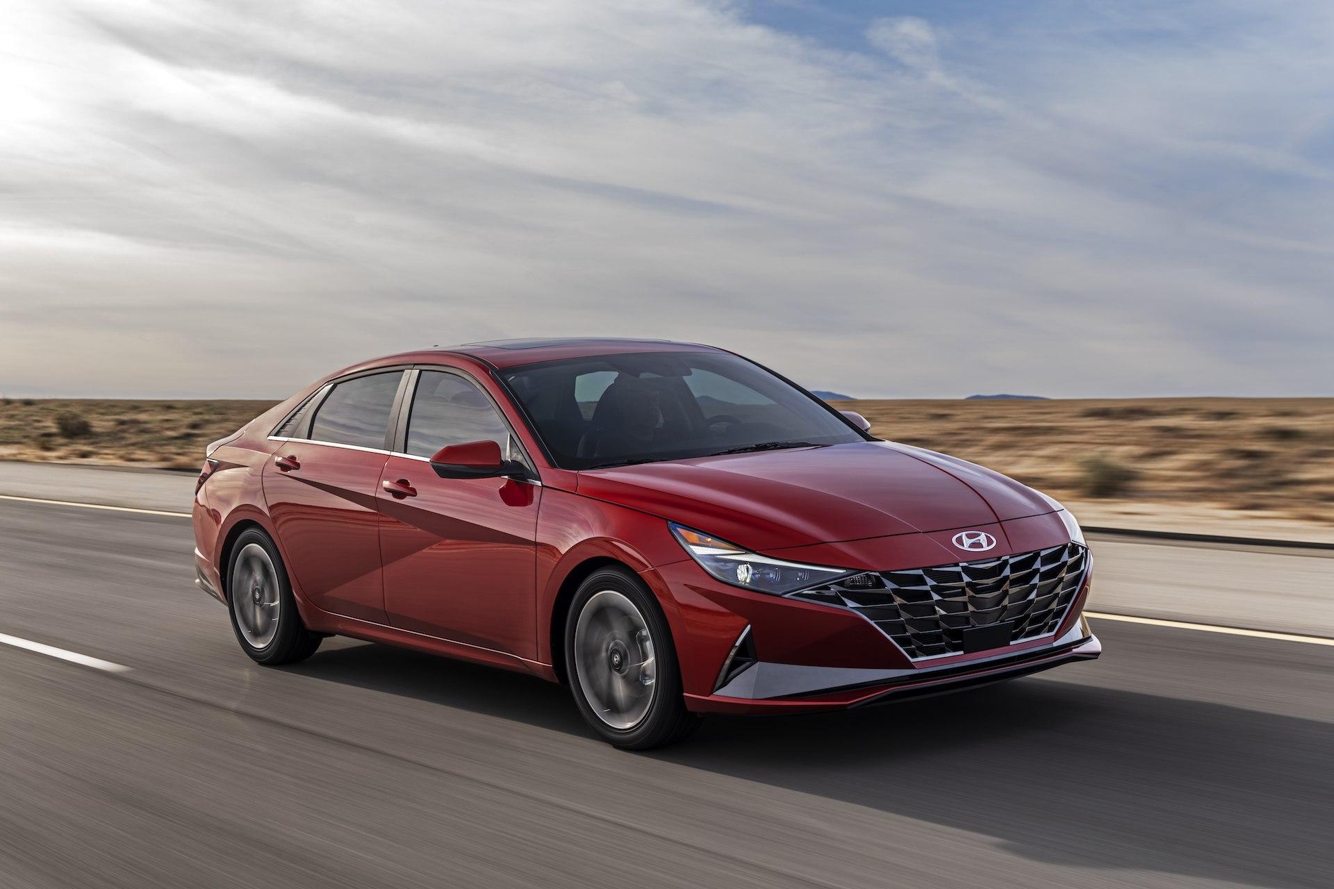 Redesign Hyundai Elantra 2021 Release Date