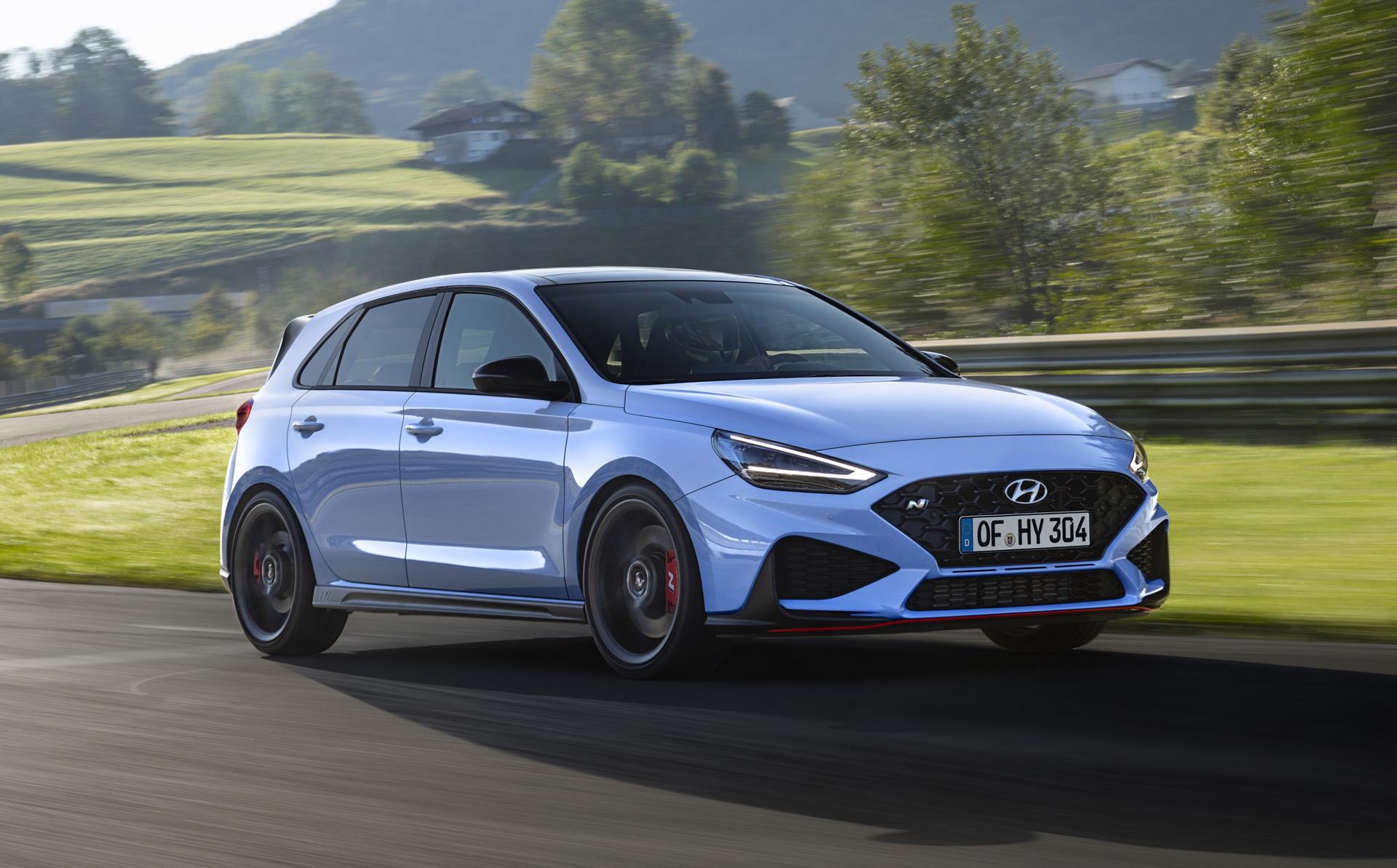 Preview: 5 Hyundai i5 N sports new look, dual-clutch transmission