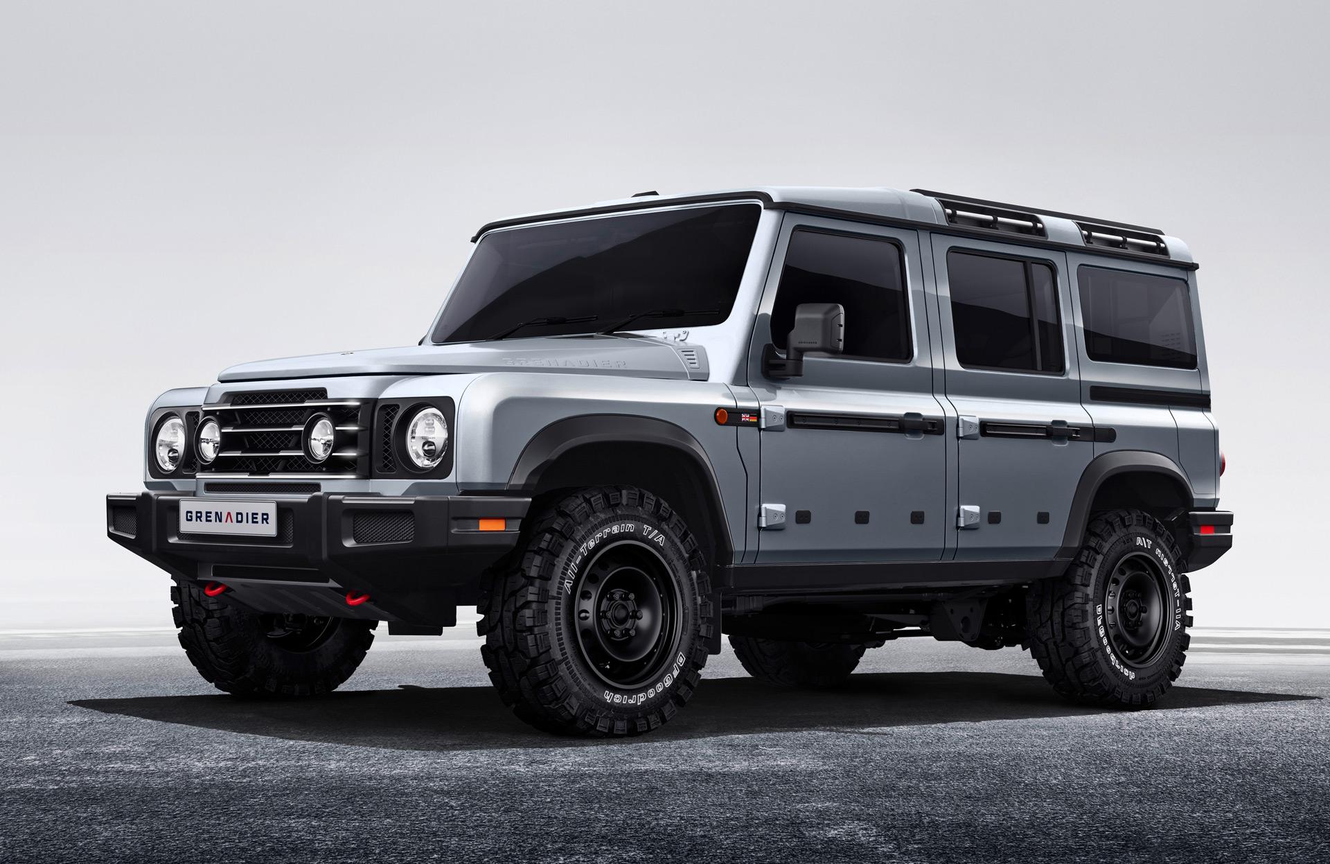 2021 Ineos Grenadier: Land Rover Defender rival revealed