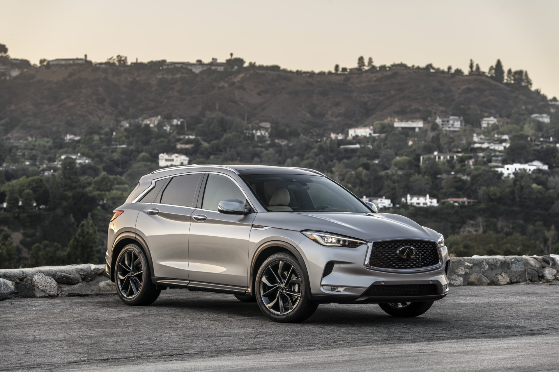 2021 Infiniti Qx50 Suv Gets More Expensive  Starts At