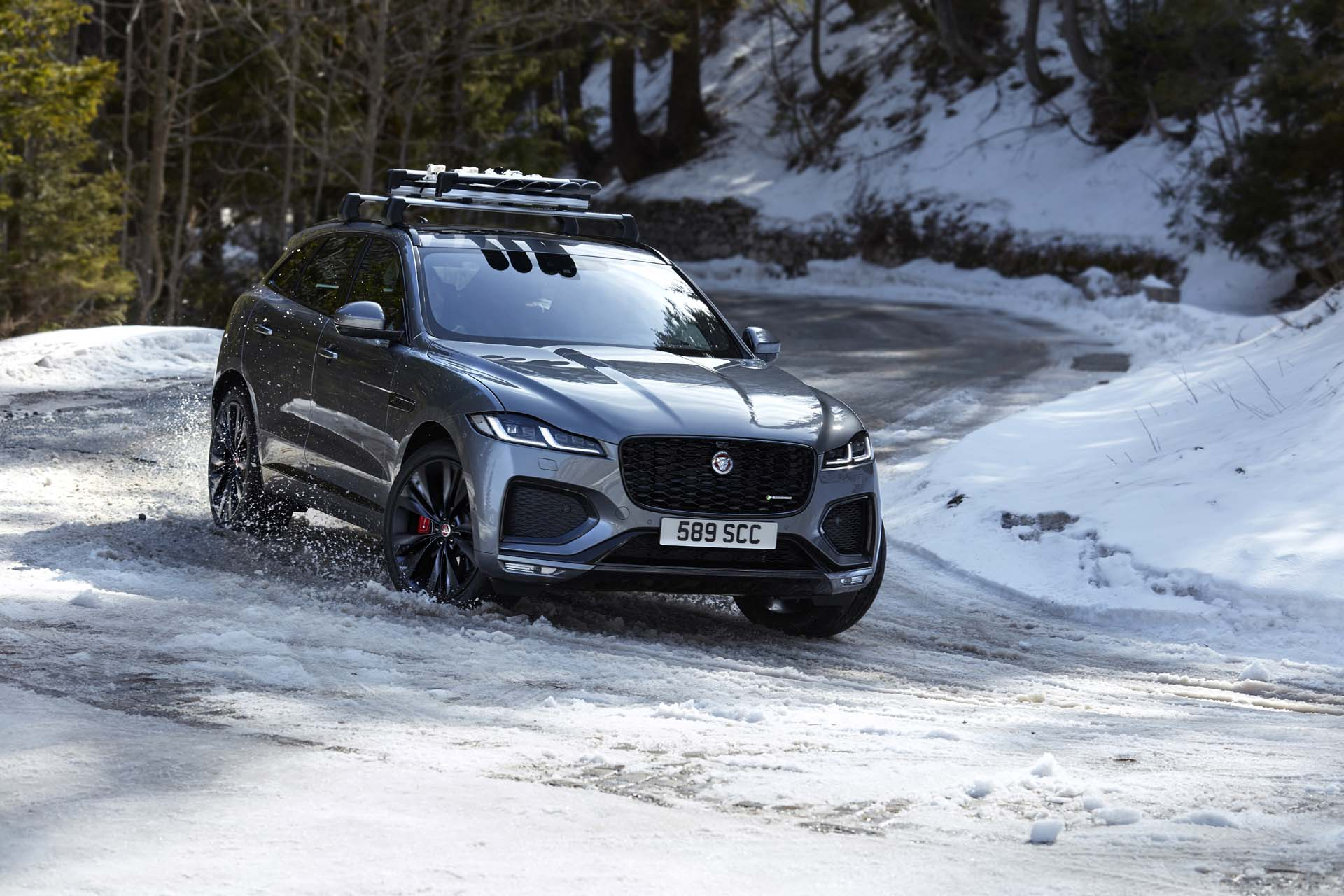 Preview: 5 Jaguar F-Pace ups the luxury, style