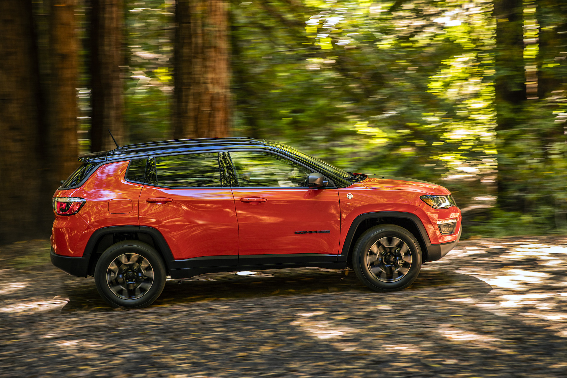 2021 Jeep Compass Review Ratings Specs Prices And Photos The Car Connection