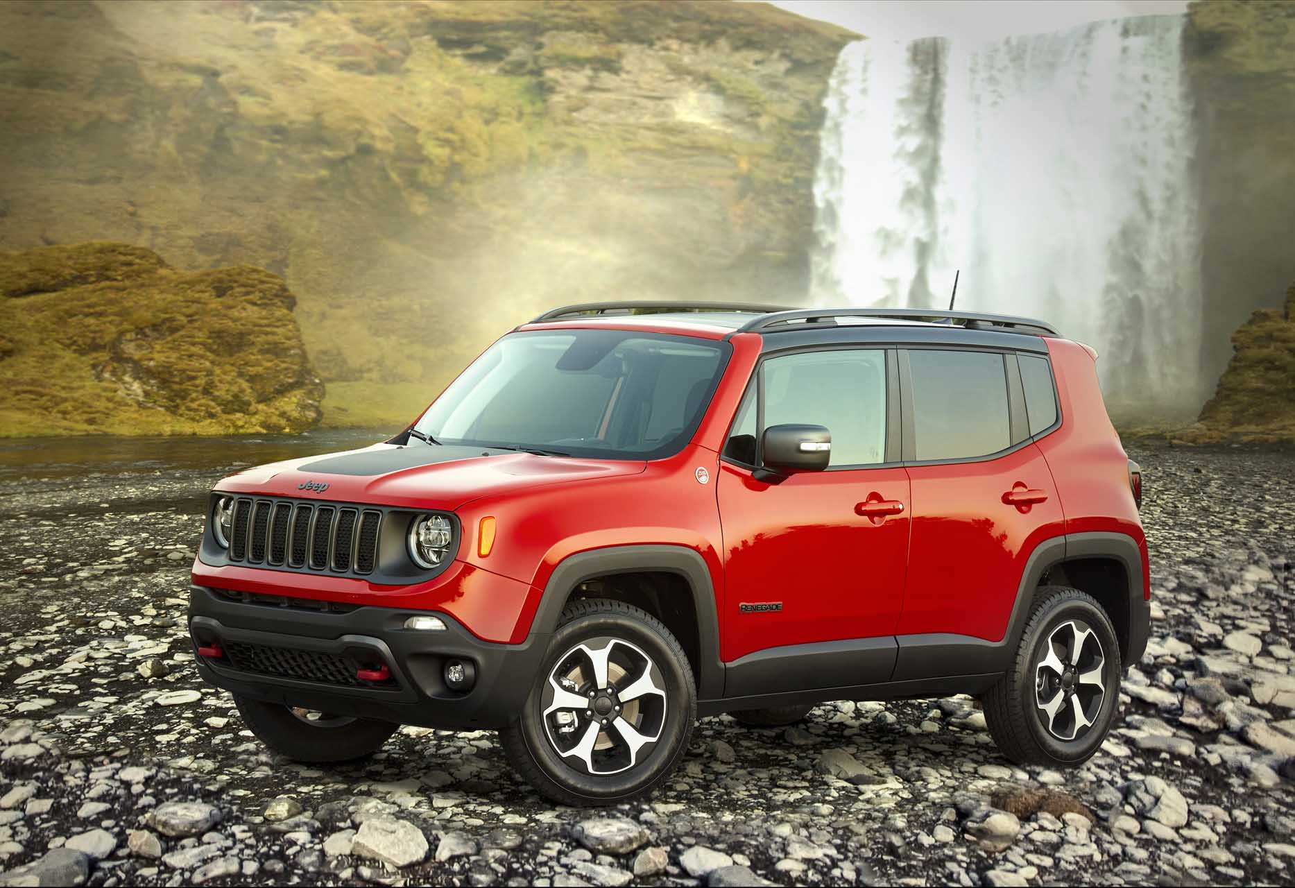 2021 Jeep Renegade Release