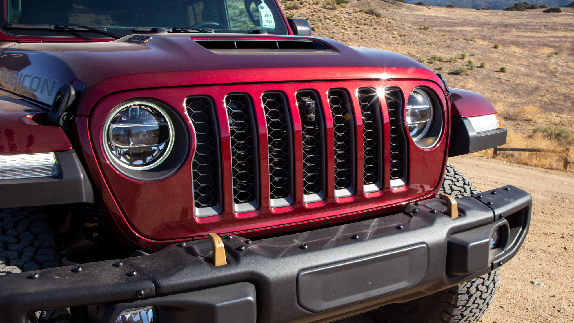 """Report: Fully electric """"baby Jeep,"""" hydrogen fuel cells possible in off-road brand's future"""