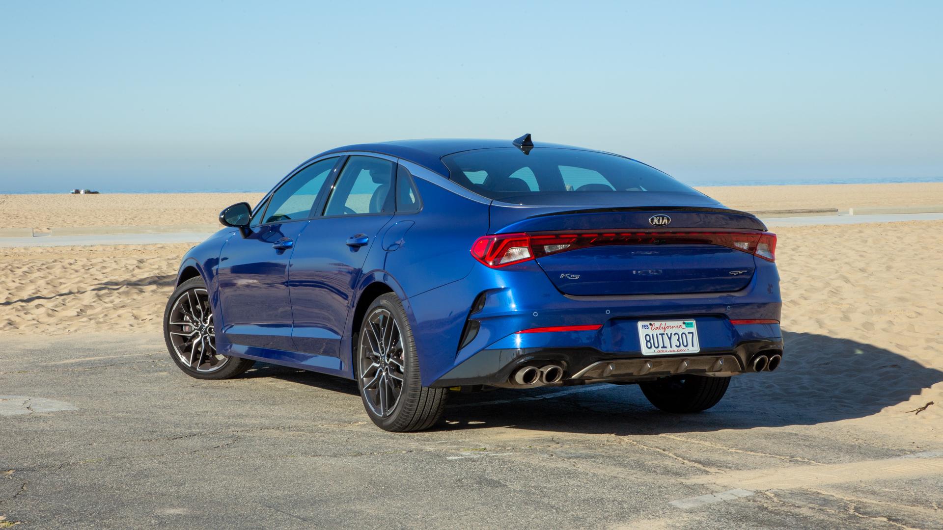 2021 Kia K5 GT, Hydrocar, Ford renews Splash trademark: Car News Headlines