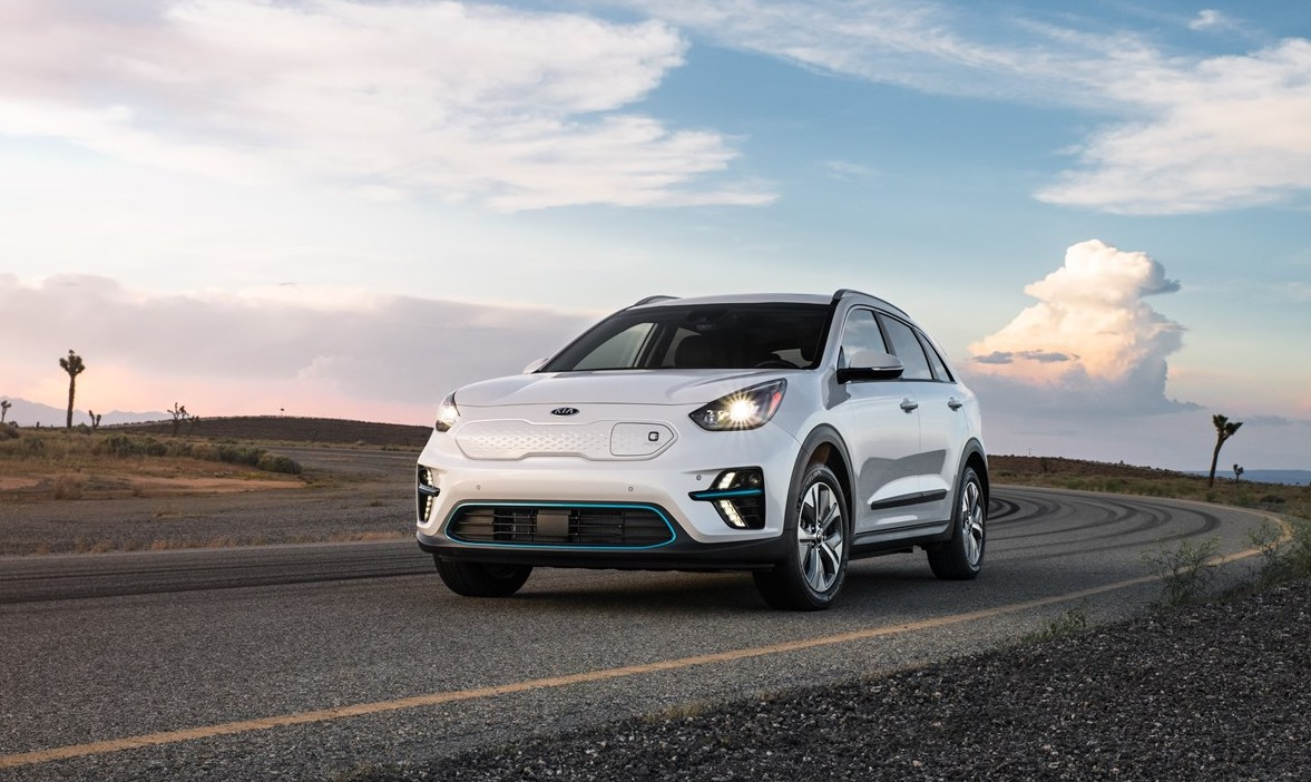 Tesla Model S and Kia Niro EV top electric vehicle ownership study