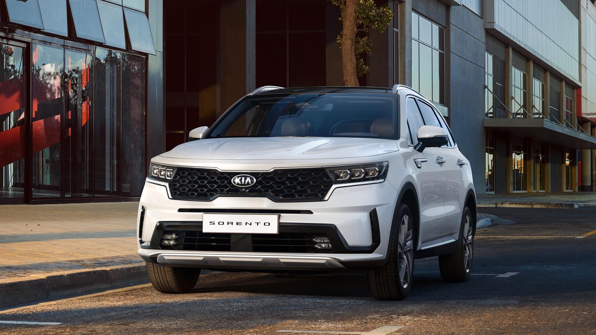 Stil Kia Plug In Hybrid 2021