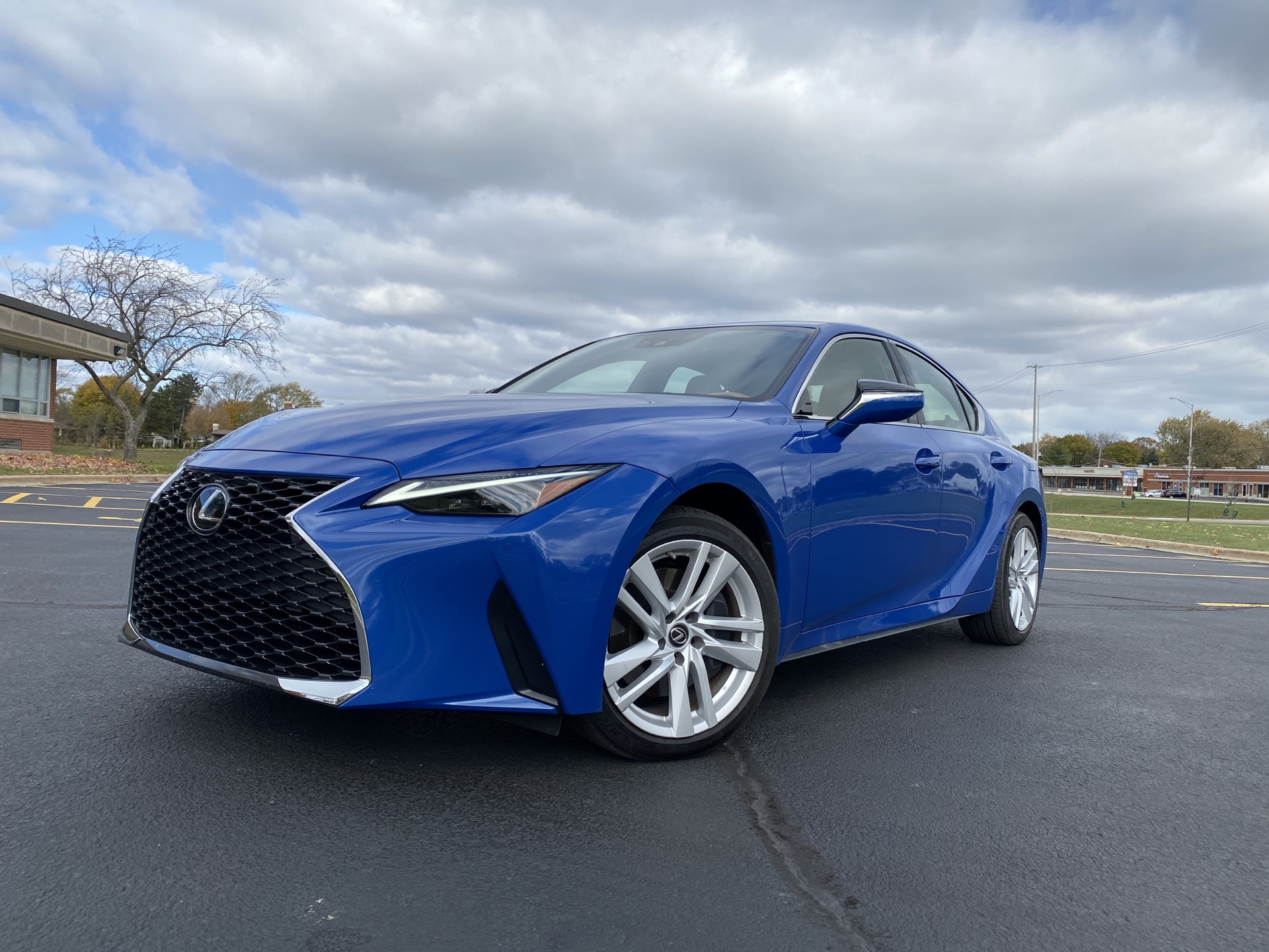 2021 Lexus Is Review Ratings Specs Prices And Photos The Car Connection