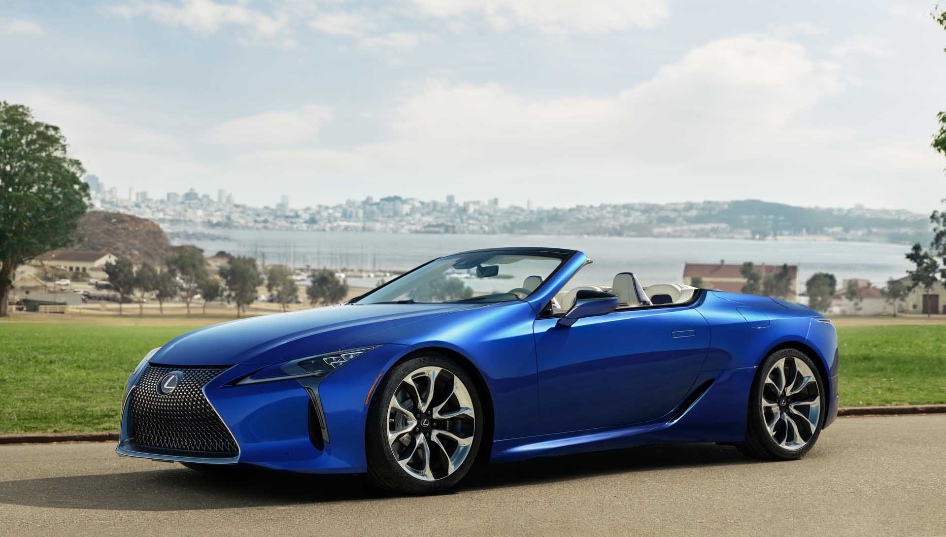 What S New For 2021 Lexus