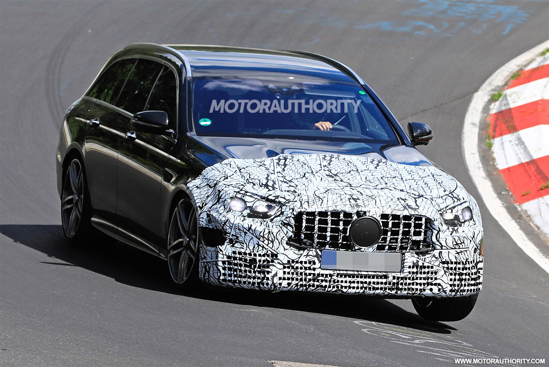 2020 - [Mercedes-Benz] Classe E restylée  - Page 2 2021-mercedes-amg-e63-wagon-facelift-spy-shots--photo-credit-s-baldauf-sb-medien_100711687_h