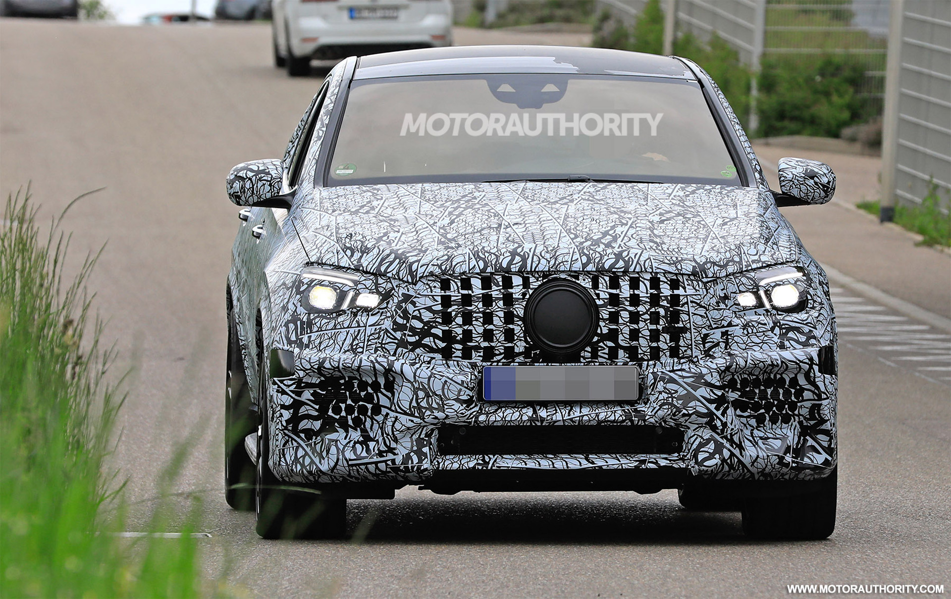 2021 Mercedes-AMG GLE 53 Release Date And Specs >> 2021 Mercedes Amg Gle63 Coupe Spy Shots