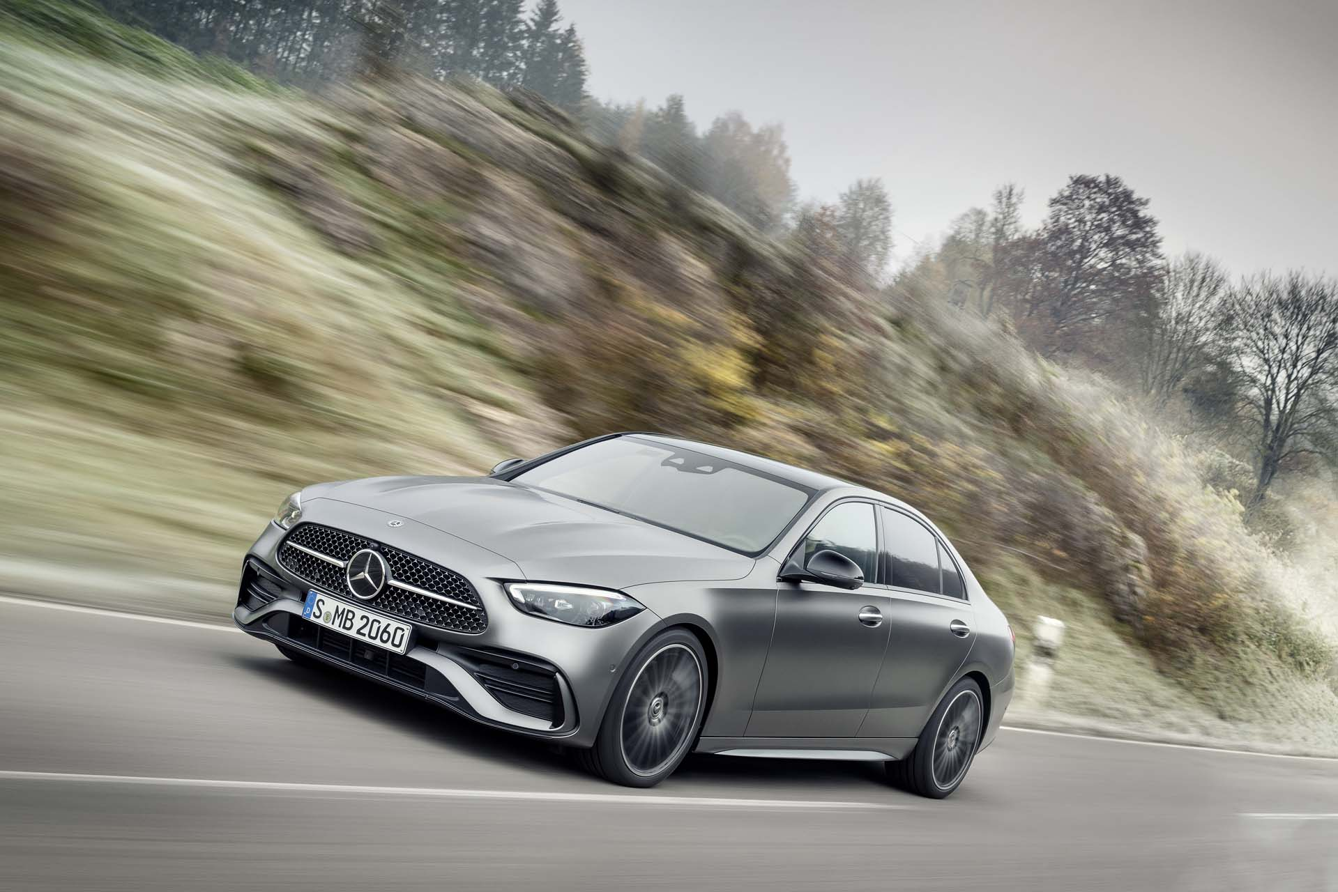 Preview: 2022 Mercedes-Benz C-Class arrives with mild-hybrid turbo-4, luxurious new cabin