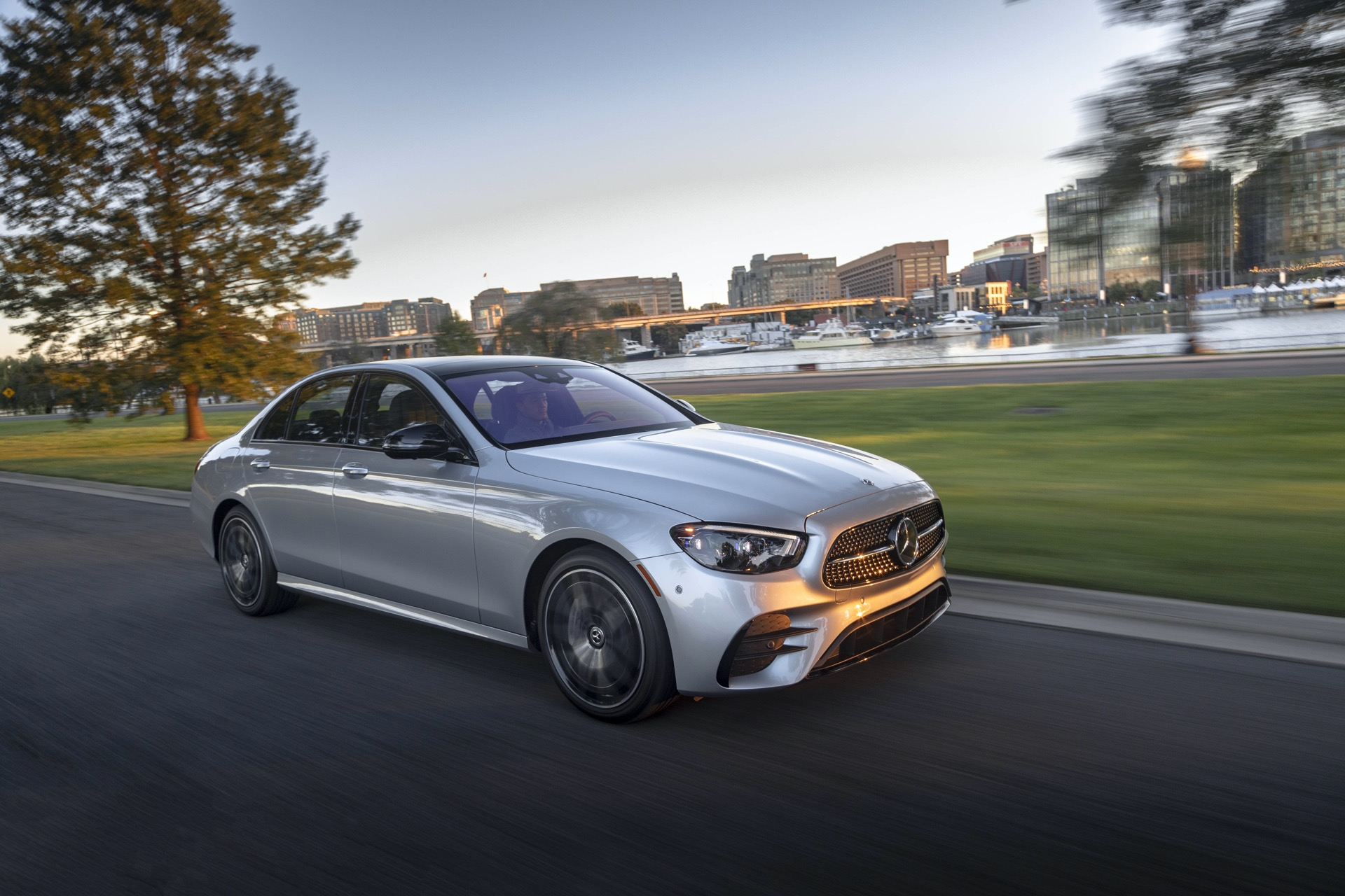 2021 Mercedes Benz E Class Review Ratings Specs Prices And Photos The Car Connection